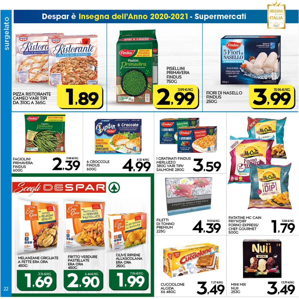 Volantino Interspar - Offerte 18/01-27/01/2021 (Pagina 22)