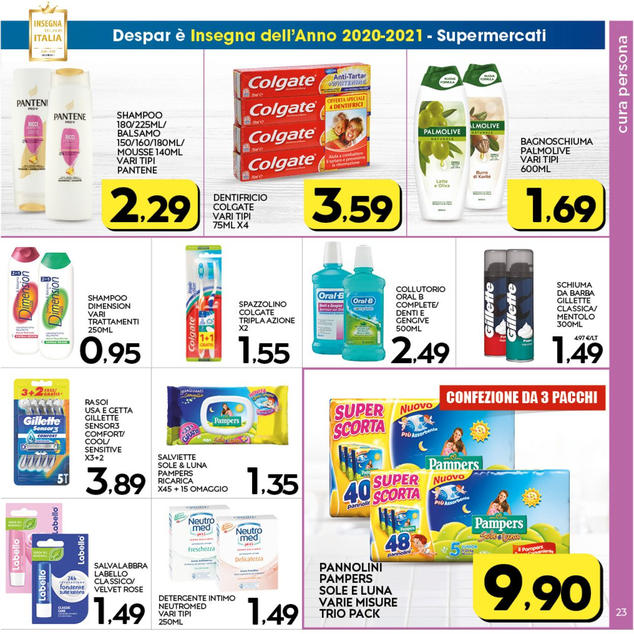 Volantino Interspar - Offerte 18/01-27/01/2021 (Pagina 23)