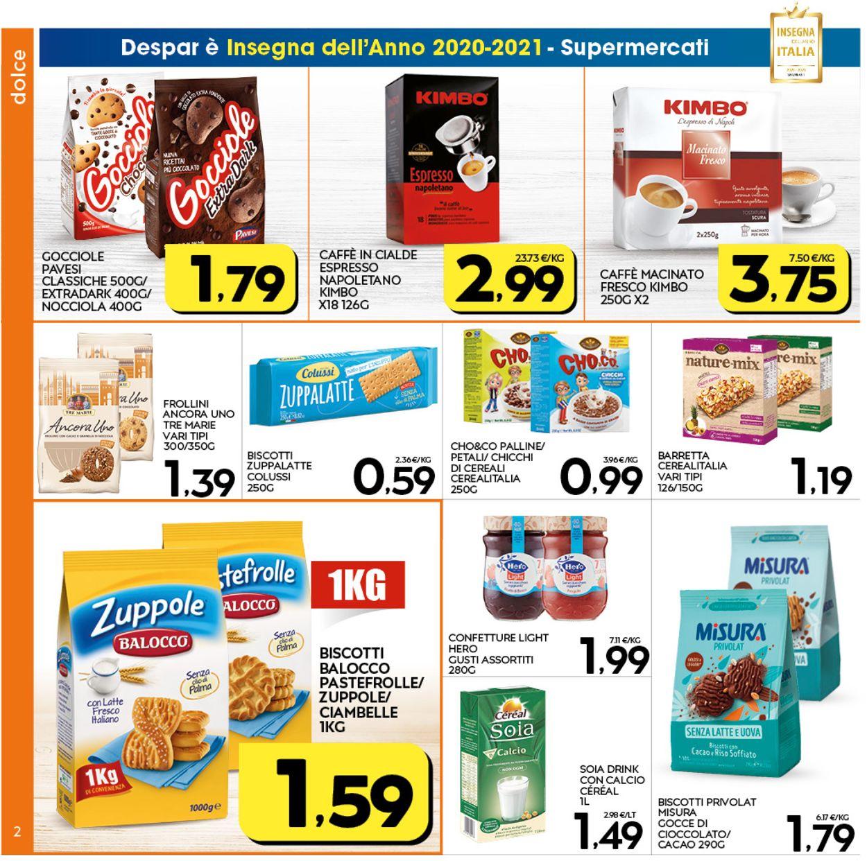 Volantino Interspar - Offerte 28/01-08/02/2021 (Pagina 2)
