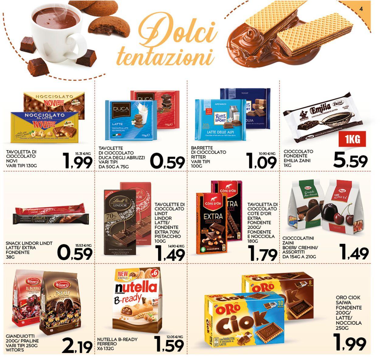 Volantino Interspar - Offerte 28/01-08/02/2021 (Pagina 4)