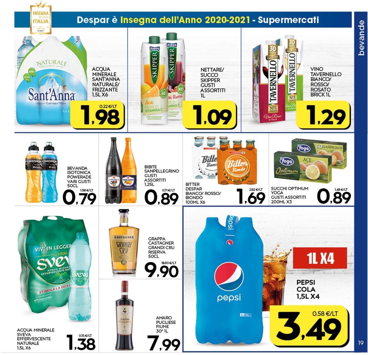 Volantino Interspar - Offerte 28/01-08/02/2021 (Pagina 19)