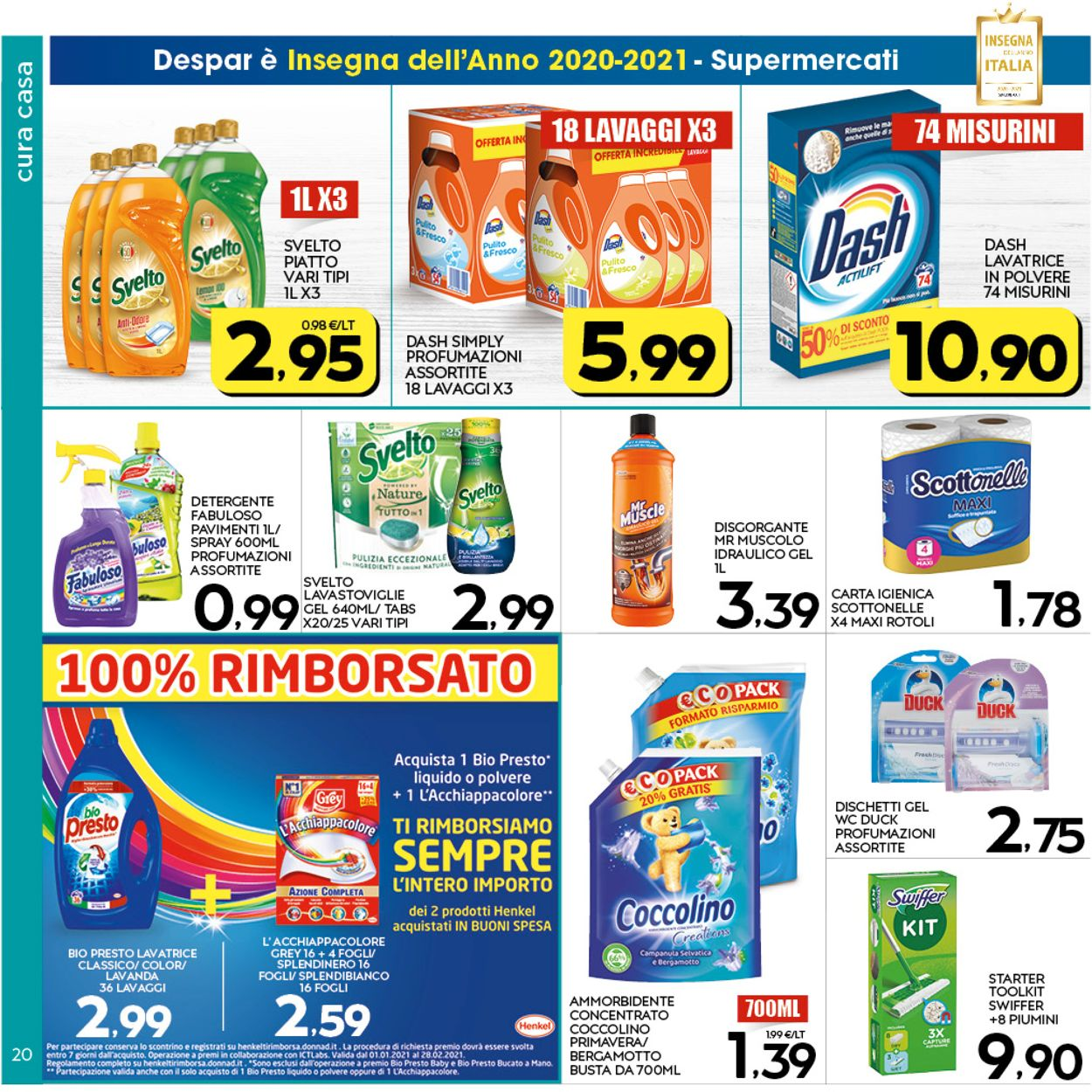 Volantino Interspar - Offerte 28/01-08/02/2021 (Pagina 20)