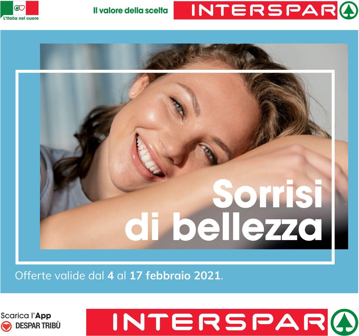 Volantino Interspar - Offerte 04/02-17/02/2021