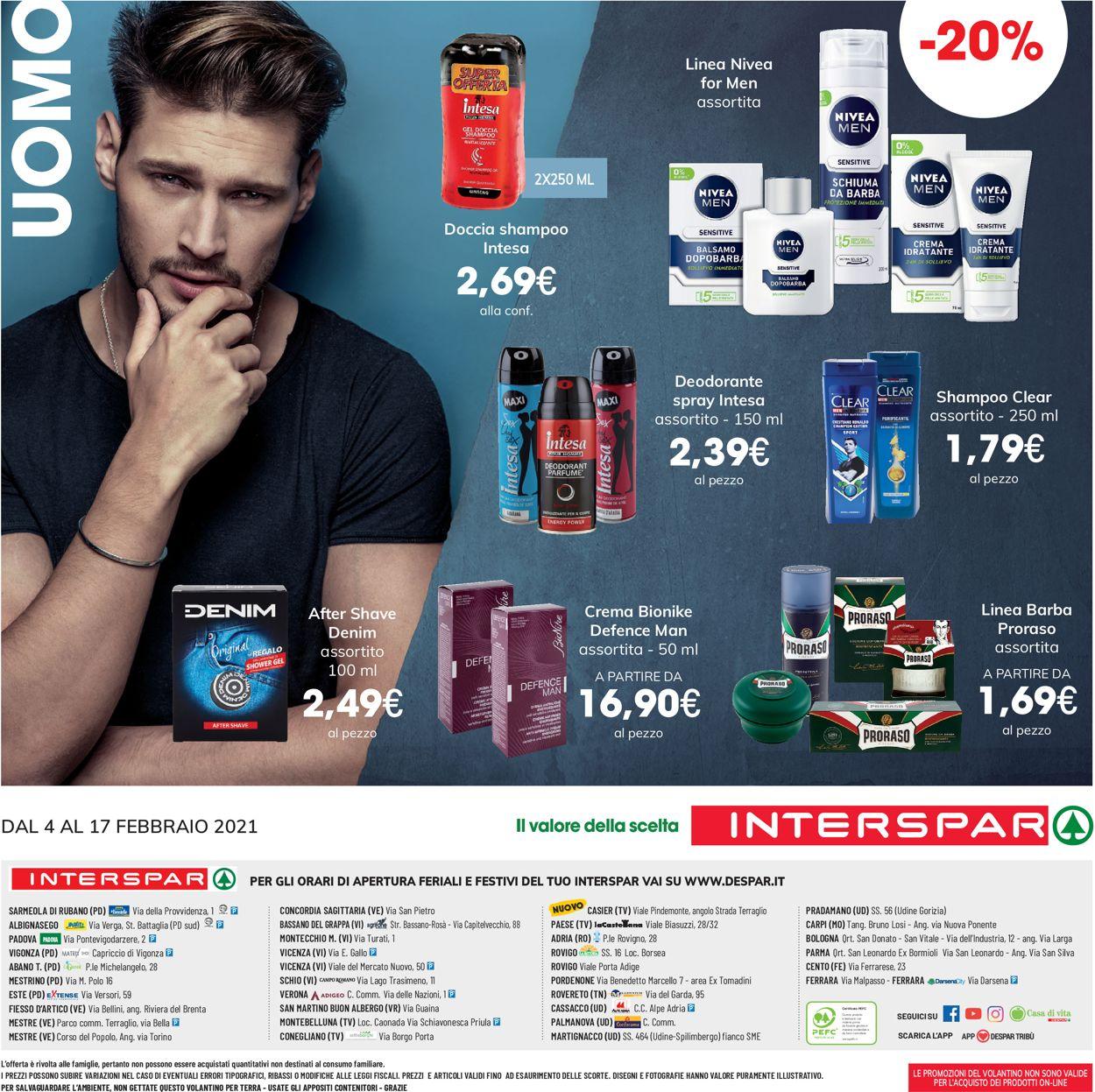 Volantino Interspar - Offerte 04/02-17/02/2021 (Pagina 16)