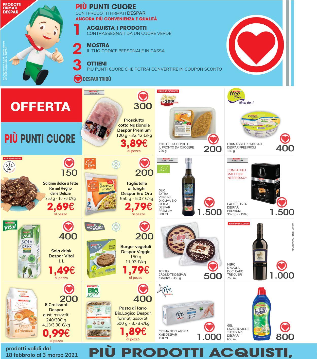 Volantino Interspar - Offerte 18/02-03/03/2021 (Pagina 14)
