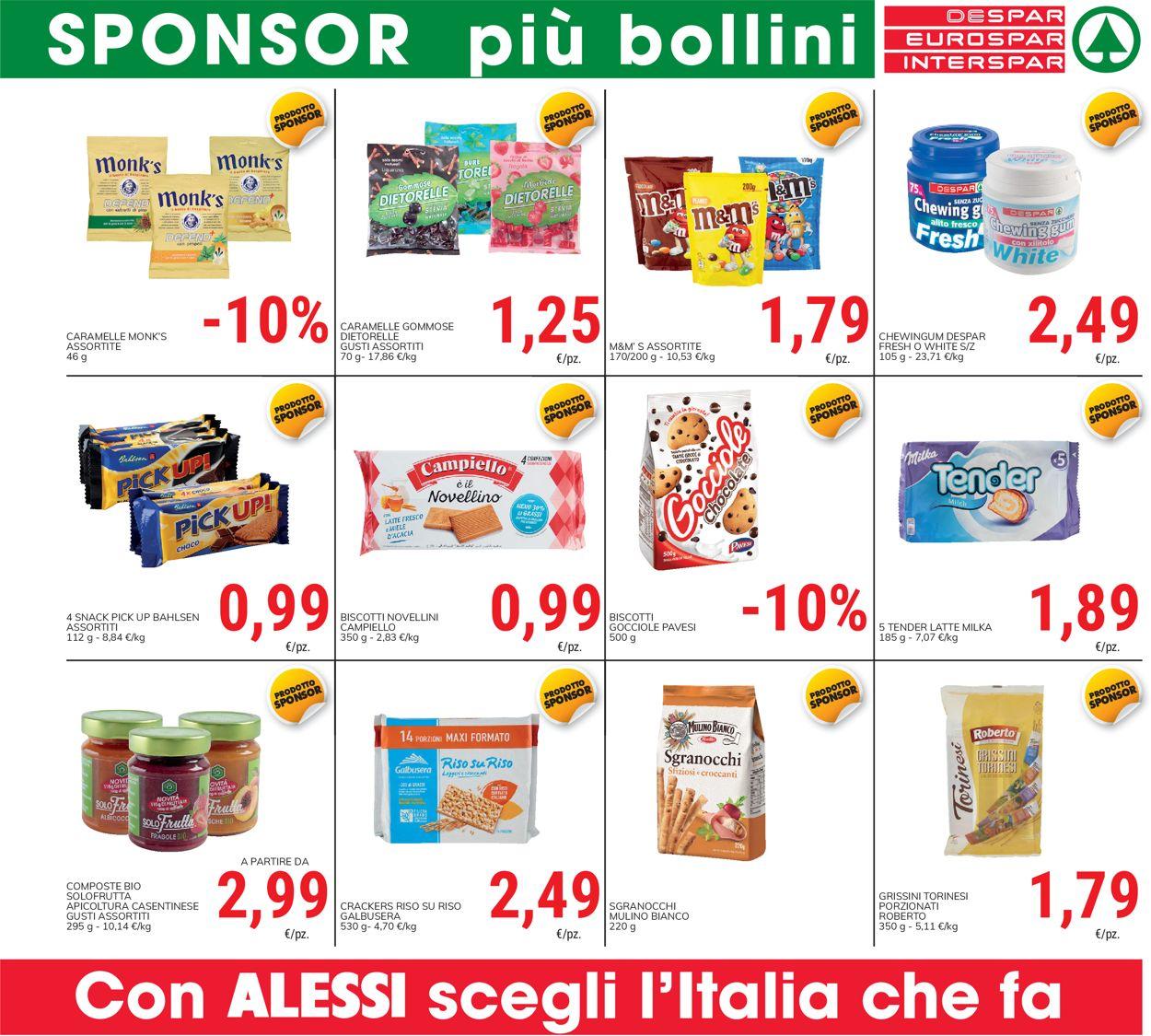 Volantino Interspar - Offerte 15/03-07/04/2021 (Pagina 9)