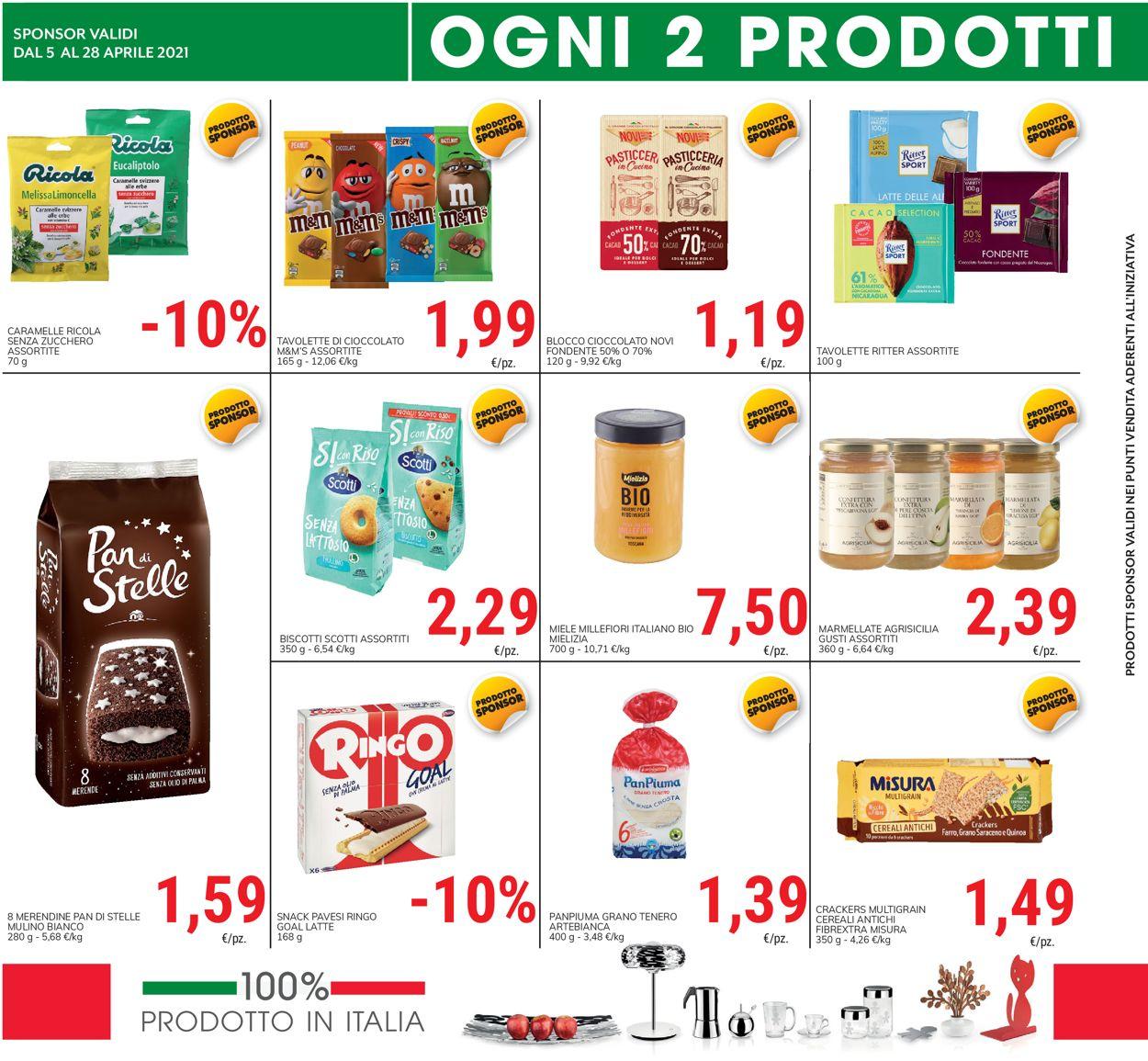 Volantino Interspar - Offerte 05/04-28/04/2021 (Pagina 6)