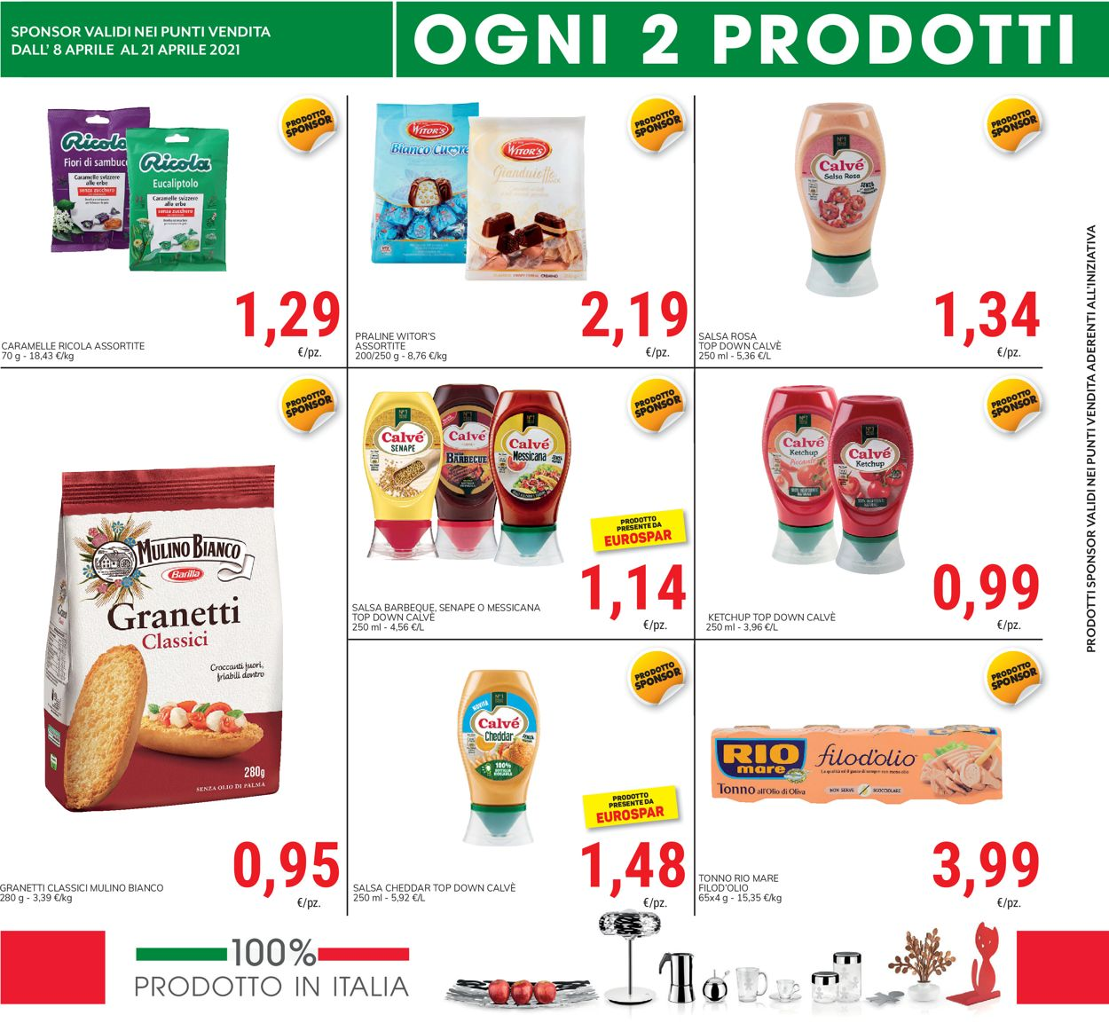 Volantino Interspar - Offerte 08/04-21/04/2021 (Pagina 6)