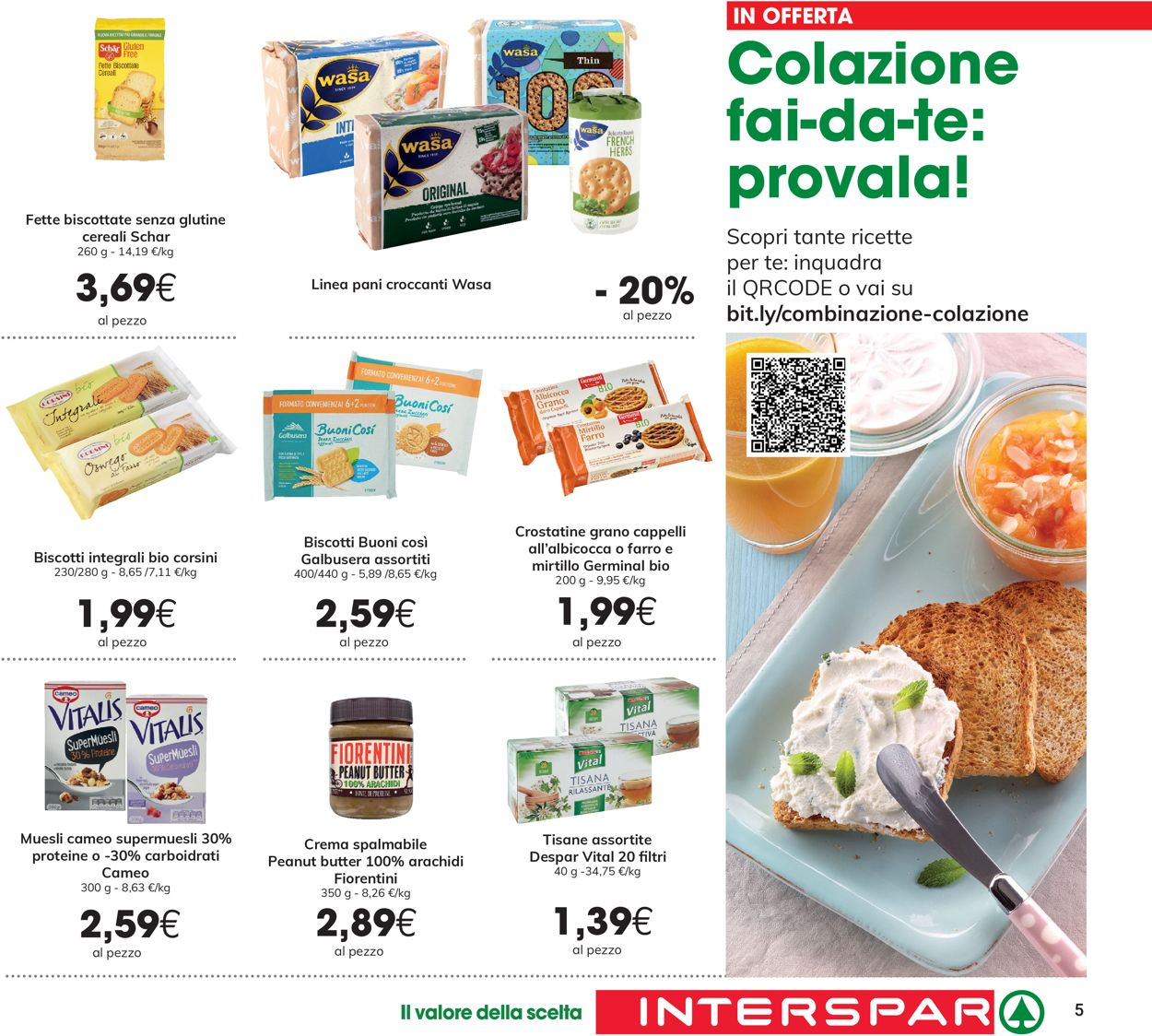 Volantino Interspar - Offerte 15/04-28/04/2021 (Pagina 5)