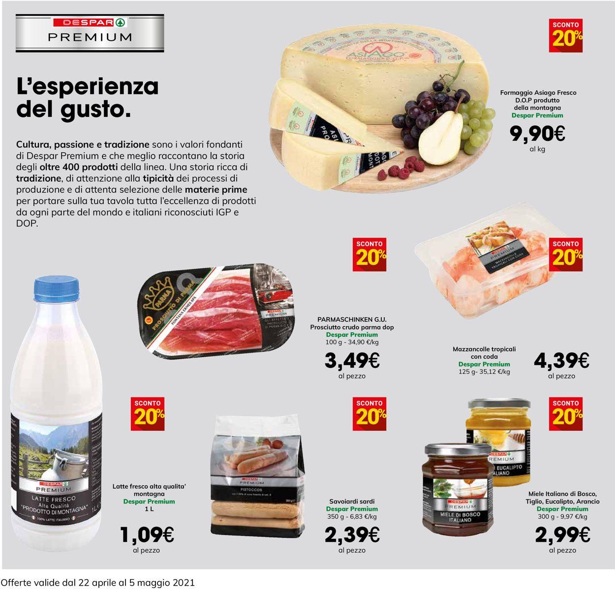 Volantino Interspar - Offerte 22/04-05/05/2021 (Pagina 6)