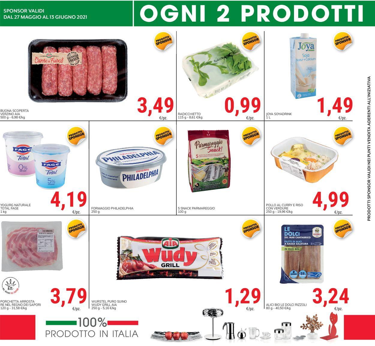 Volantino Interspar - Offerte 27/05-13/06/2021 (Pagina 4)