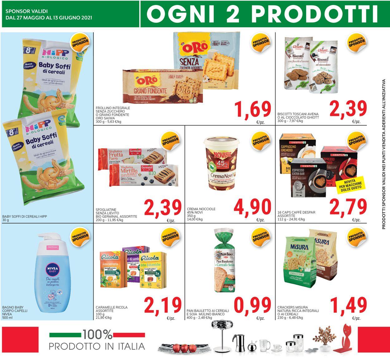 Volantino Interspar - Offerte 27/05-13/06/2021 (Pagina 6)