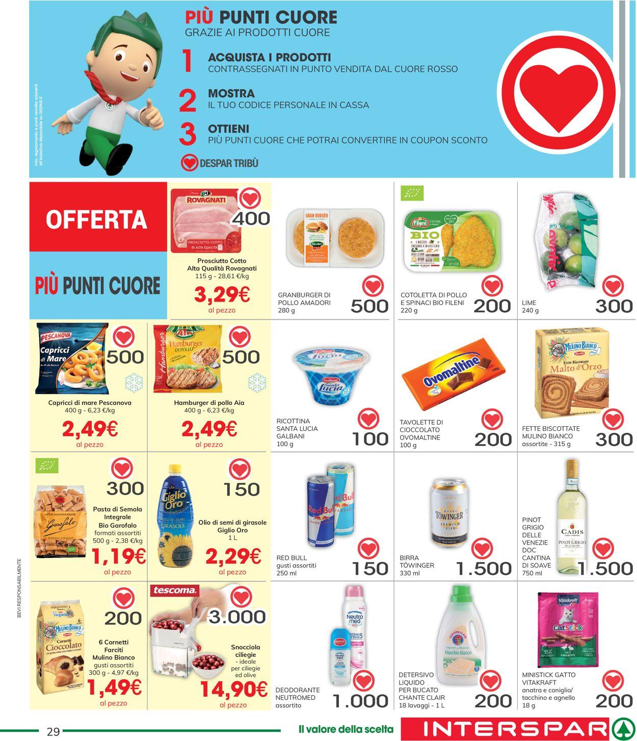Volantino Interspar - Offerte 27/05-09/06/2021 (Pagina 29)