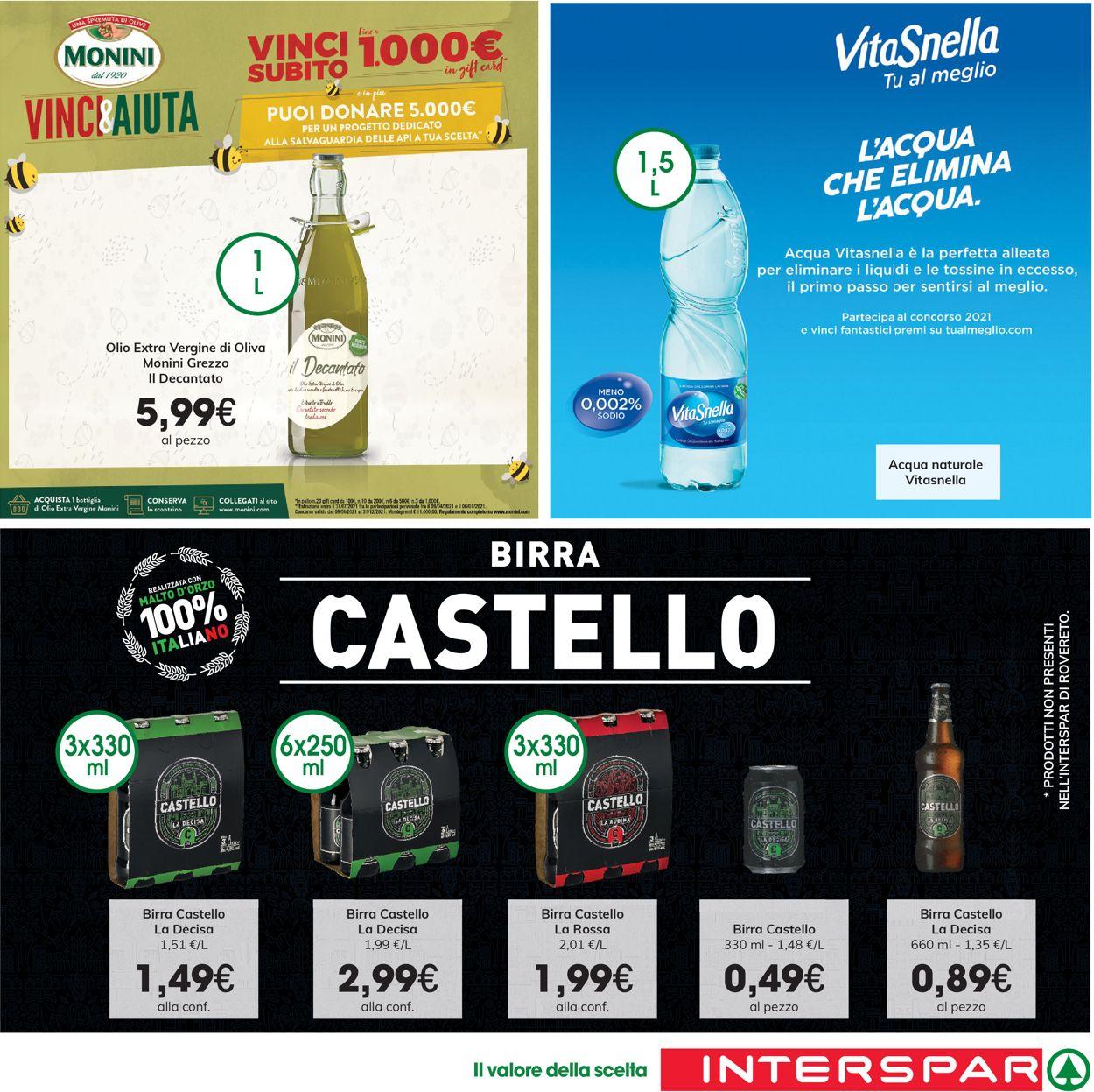 Volantino Interspar - Offerte 27/05-09/06/2021 (Pagina 9)