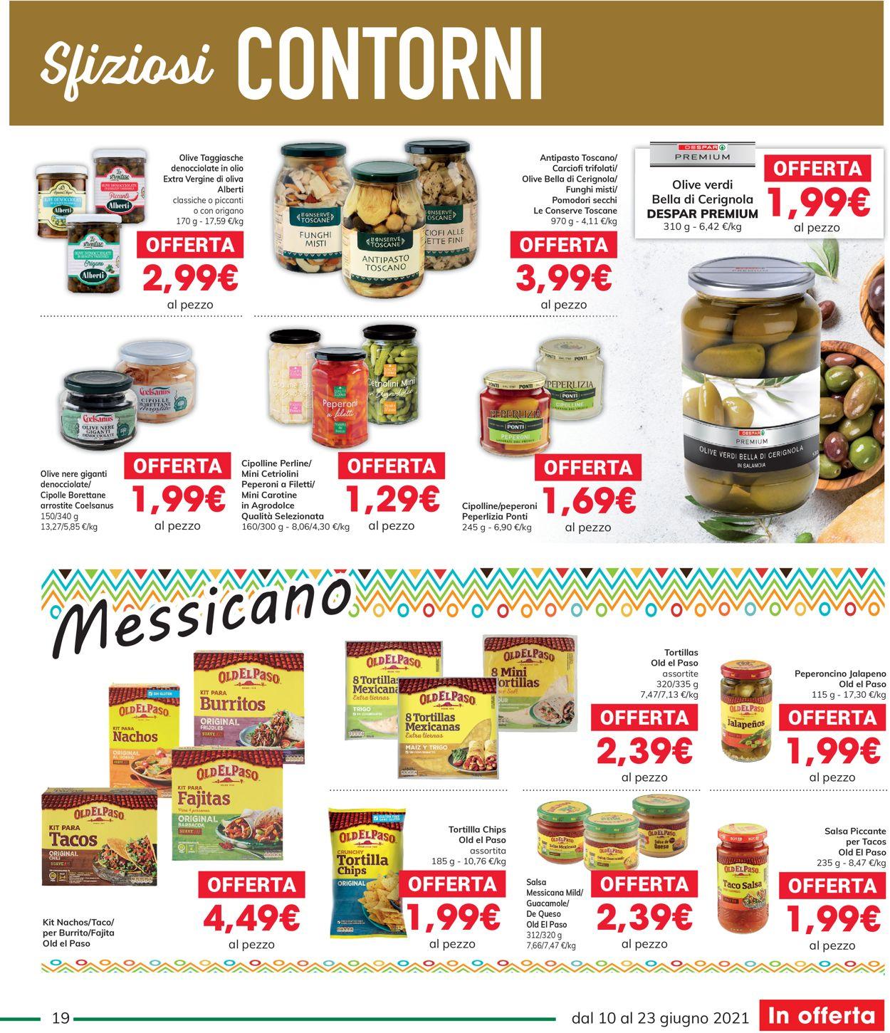 Volantino Interspar - Offerte 10/06-23/06/2021 (Pagina 19)