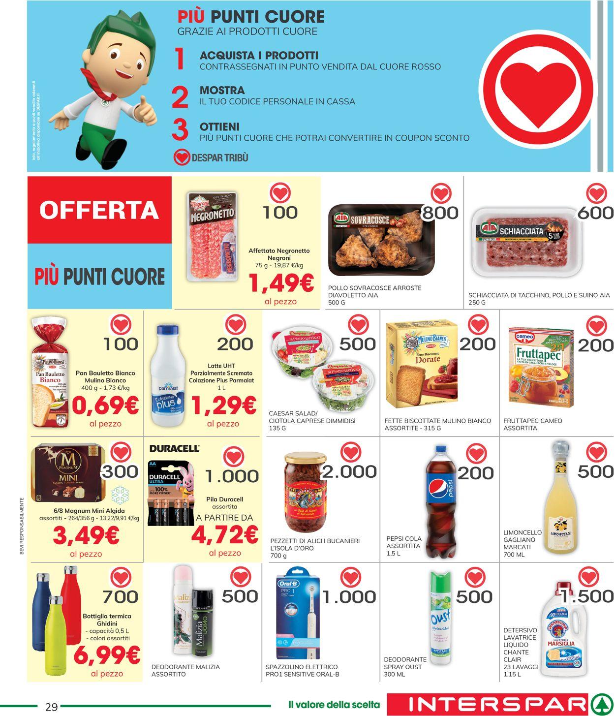 Volantino Interspar - Offerte 10/06-23/06/2021 (Pagina 29)