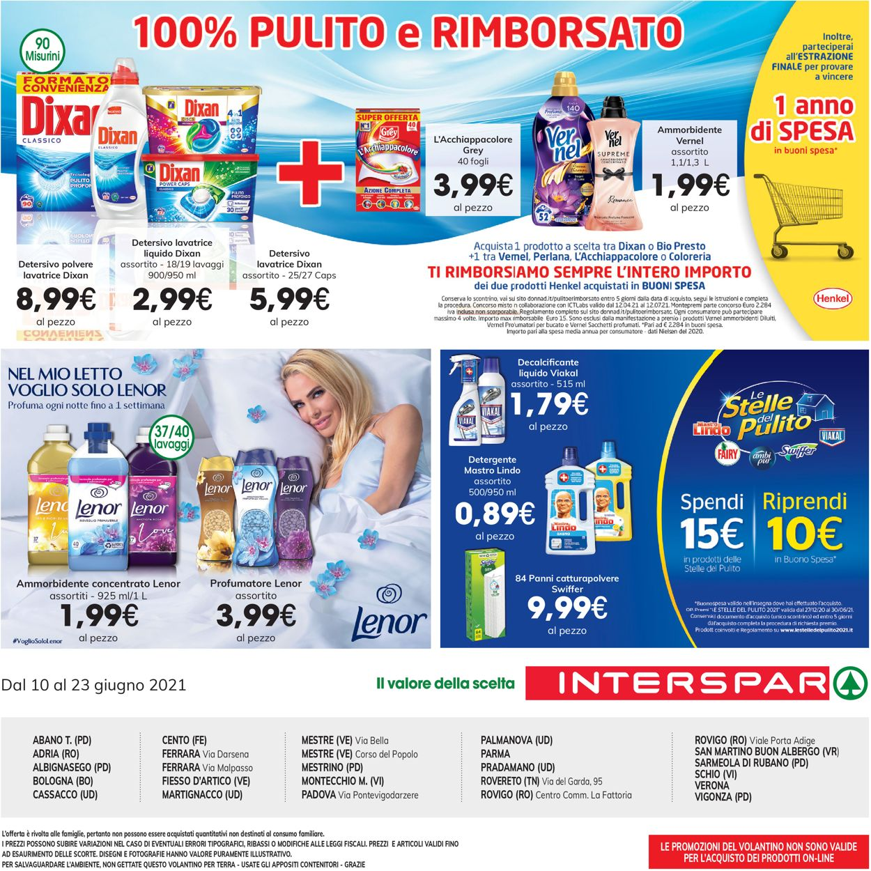 Volantino Interspar - Offerte 10/06-23/06/2021 (Pagina 16)