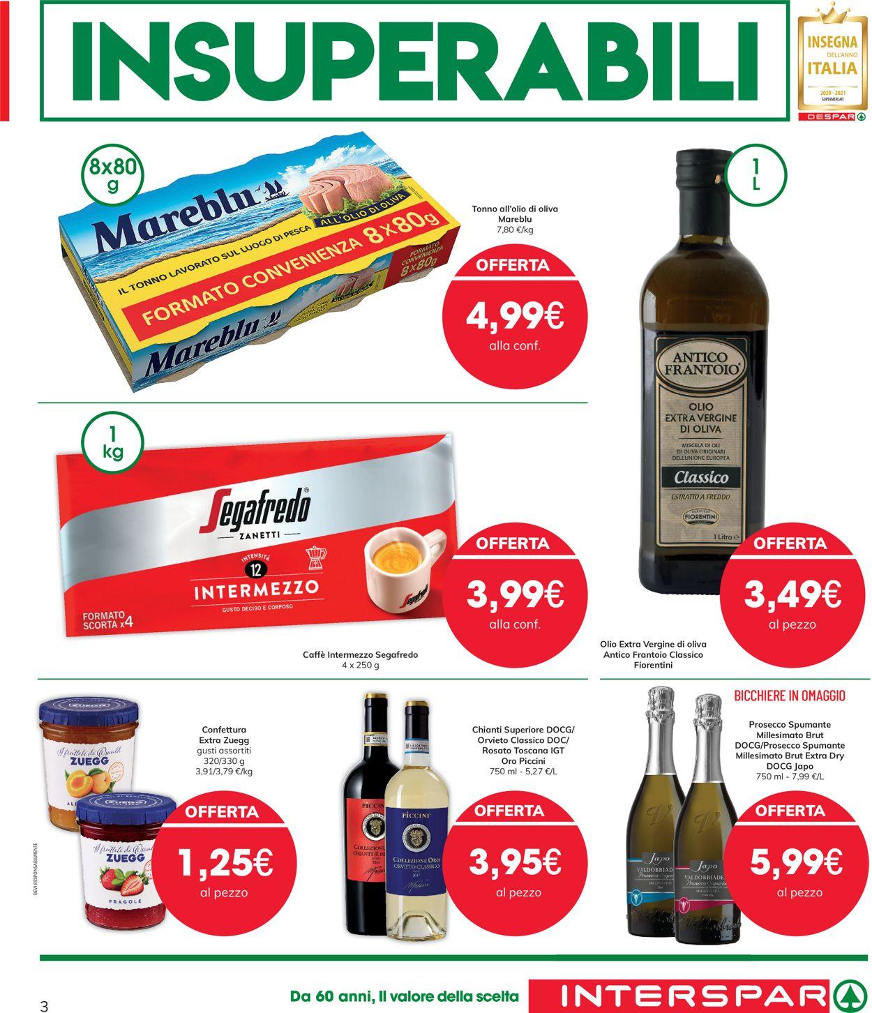 Volantino Interspar - Offerte 24/06-07/07/2021 (Pagina 3)