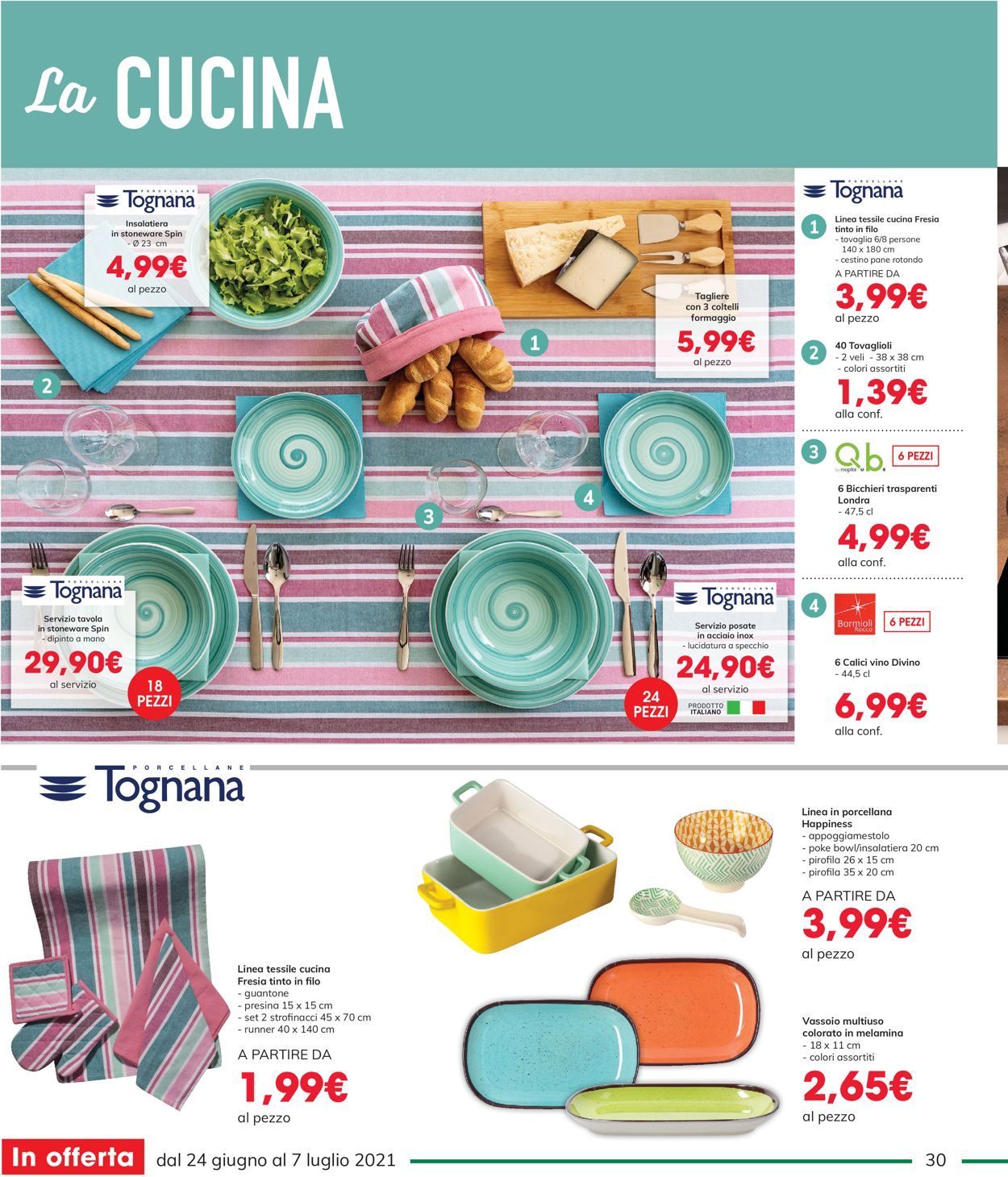Volantino Interspar - Offerte 24/06-07/07/2021 (Pagina 30)
