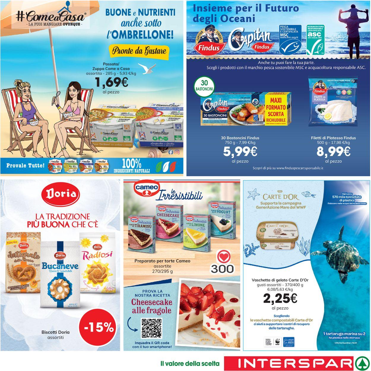 Volantino Interspar - Offerte 08/07-21/07/2021 (Pagina 3)