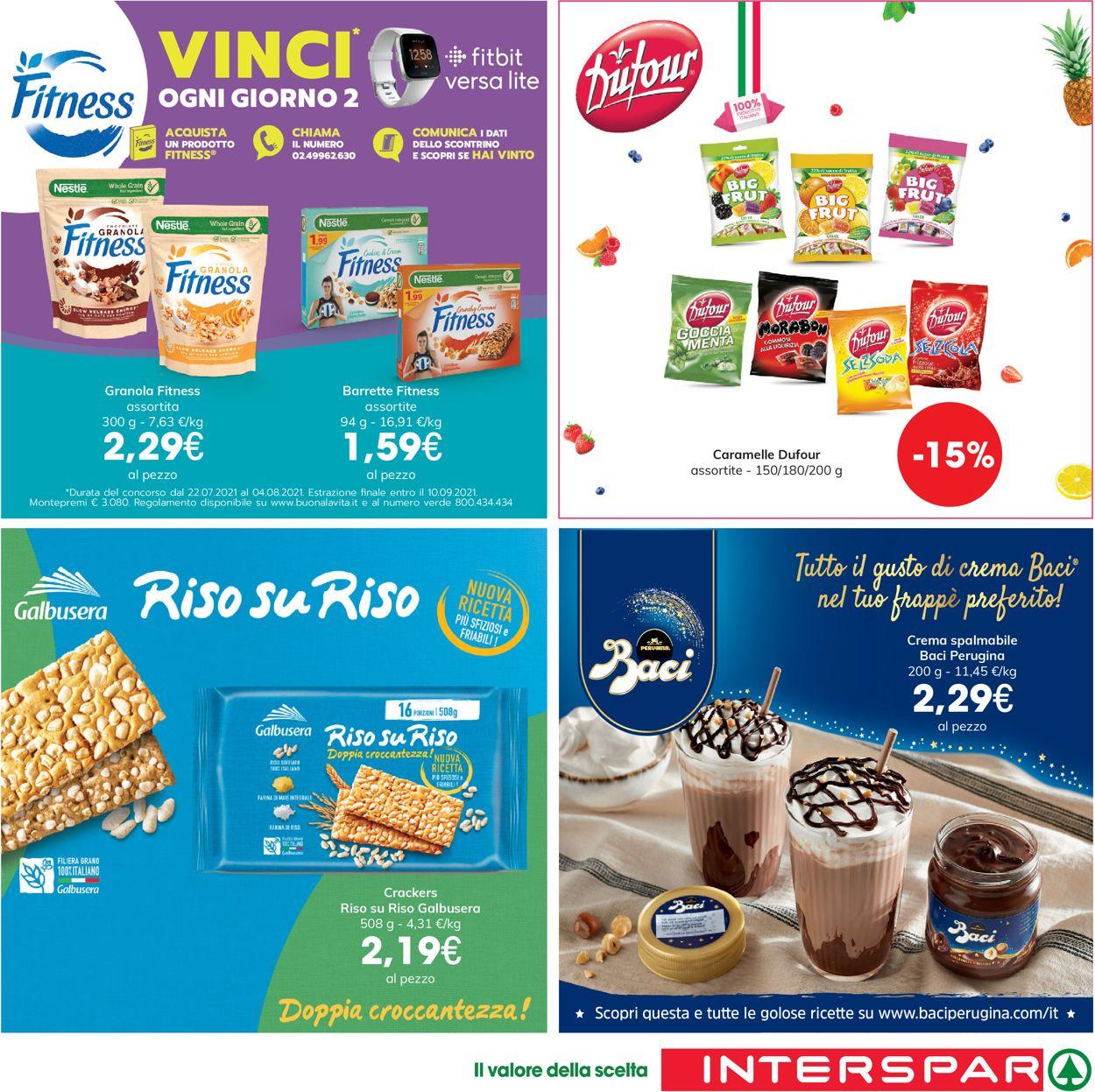 Volantino Interspar - Offerte 22/07-04/08/2021 (Pagina 5)