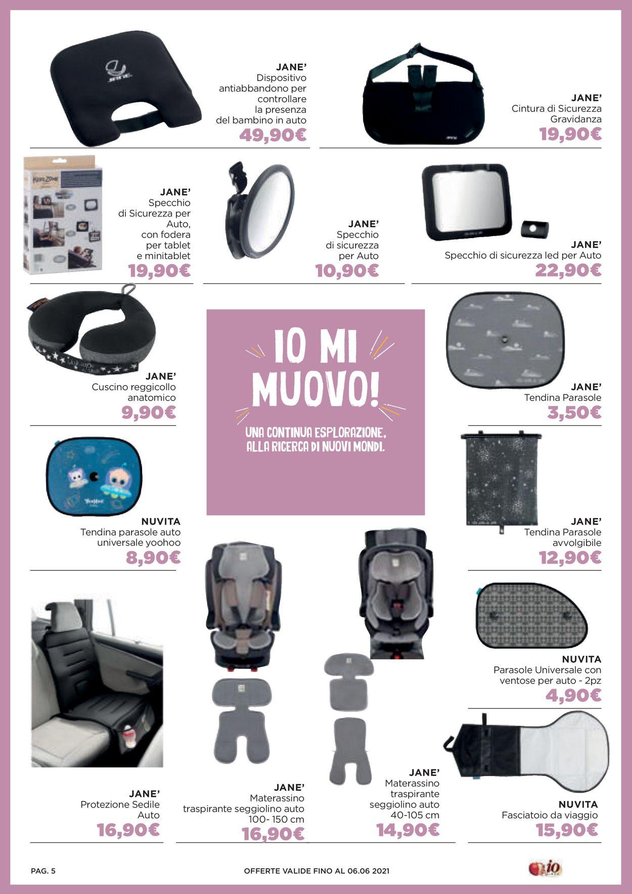 Volantino Io Bimbo - Offerte 21/05-06/06/2021 (Pagina 5)