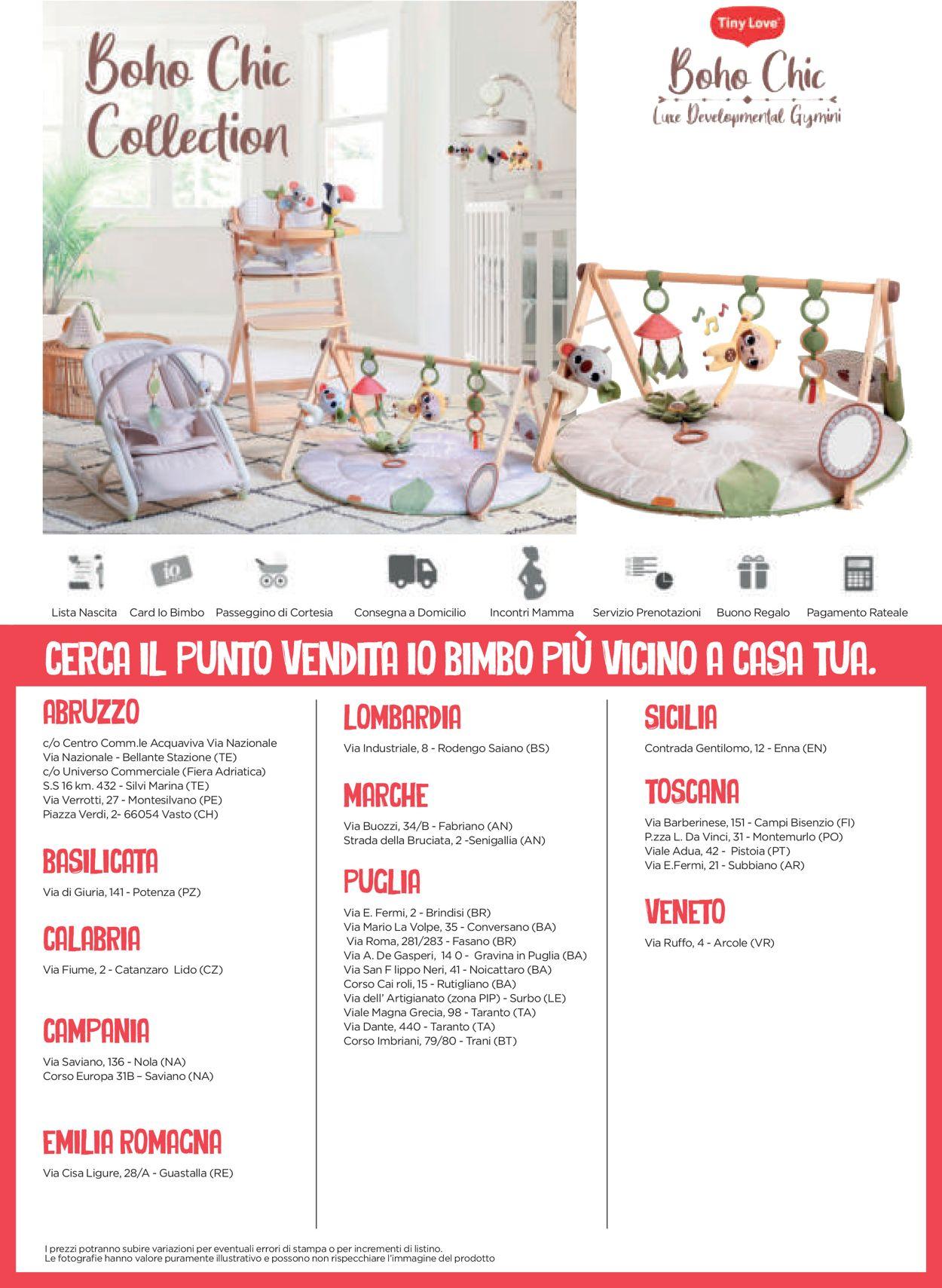Volantino Io Bimbo - Offerte 21/05-06/06/2021 (Pagina 31)