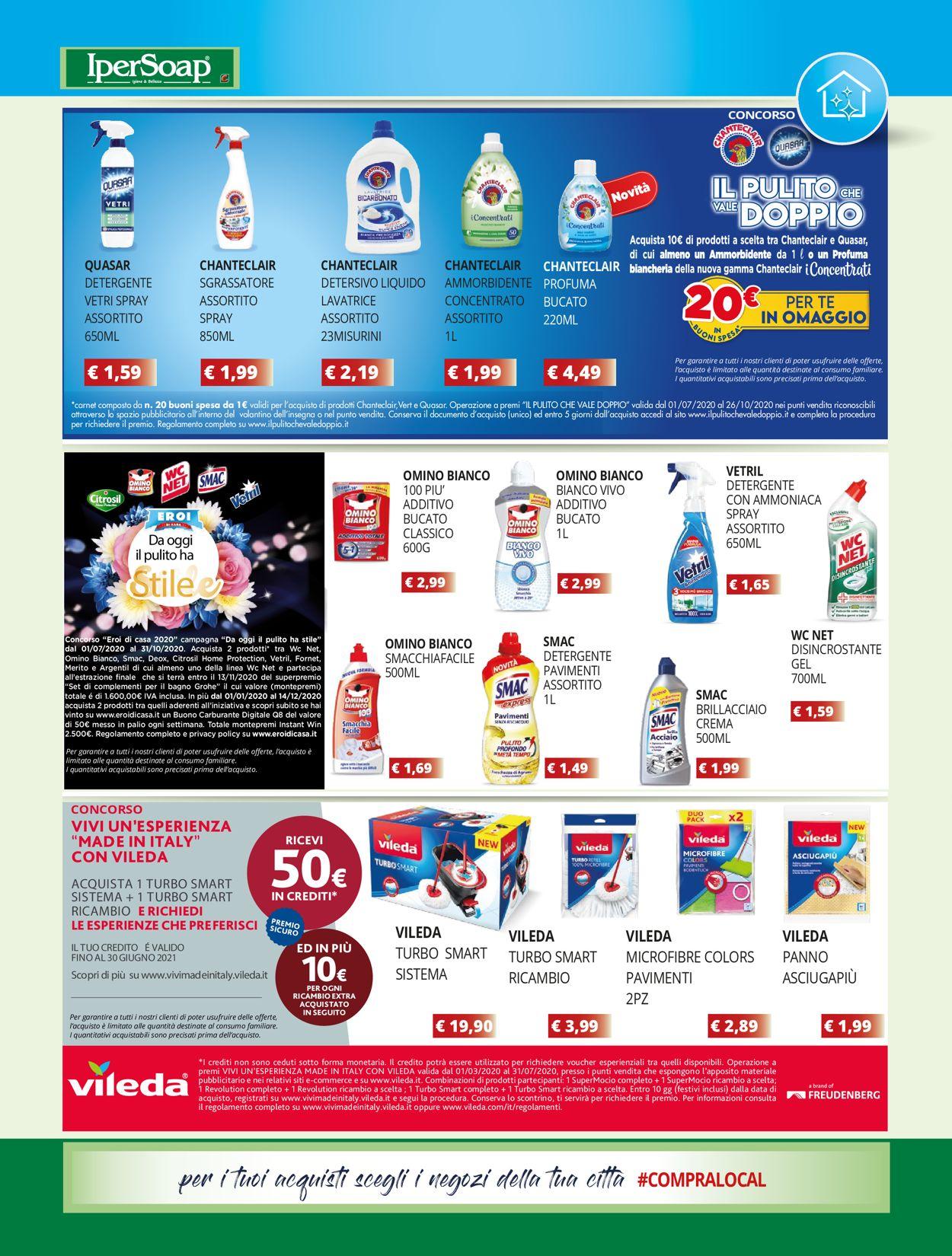 Volantino IperSoap - Offerte 12/07-25/07/2020 (Pagina 17)