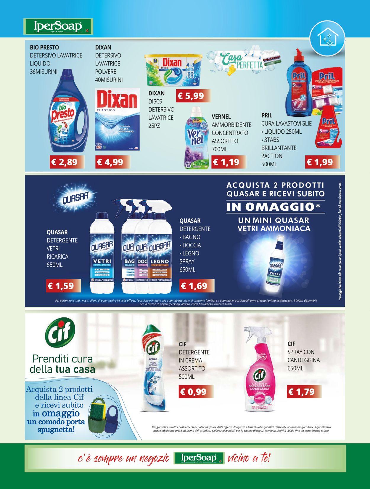 Volantino IperSoap - Offerte 27/07-08/08/2020 (Pagina 16)