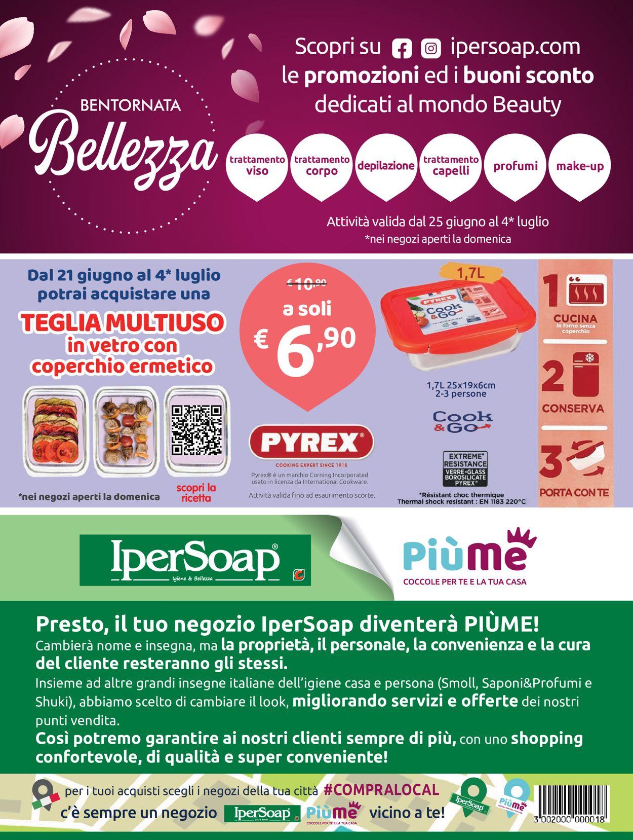 Volantino IperSoap - Offerte 21/06-04/07/2021 (Pagina 20)