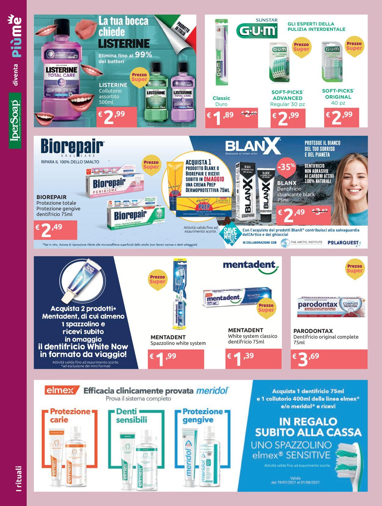 Volantino IperSoap - Offerte 19/07-01/08/2021 (Pagina 12)