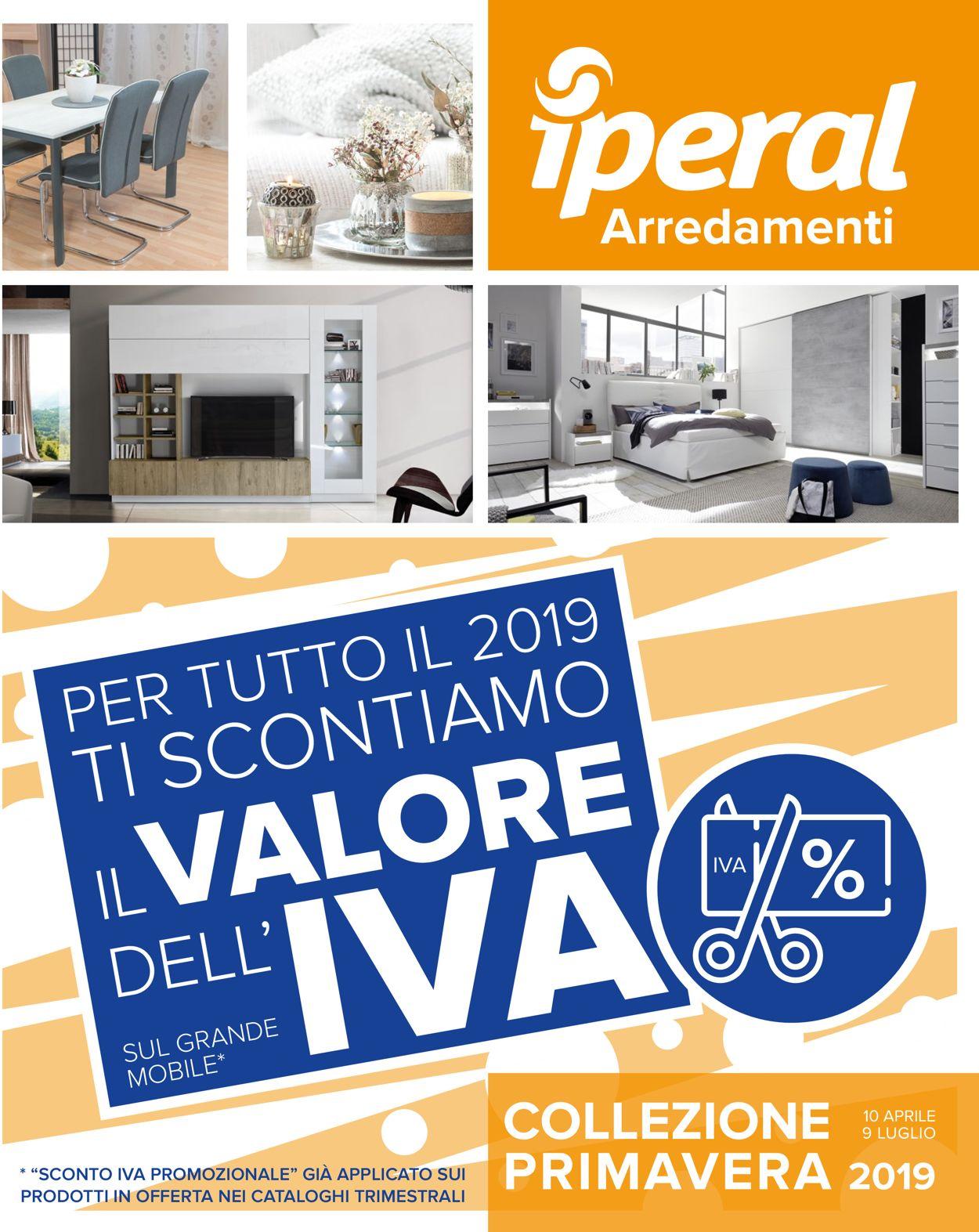 Volantino Iperal - Offerte 10/04-09/07/2019