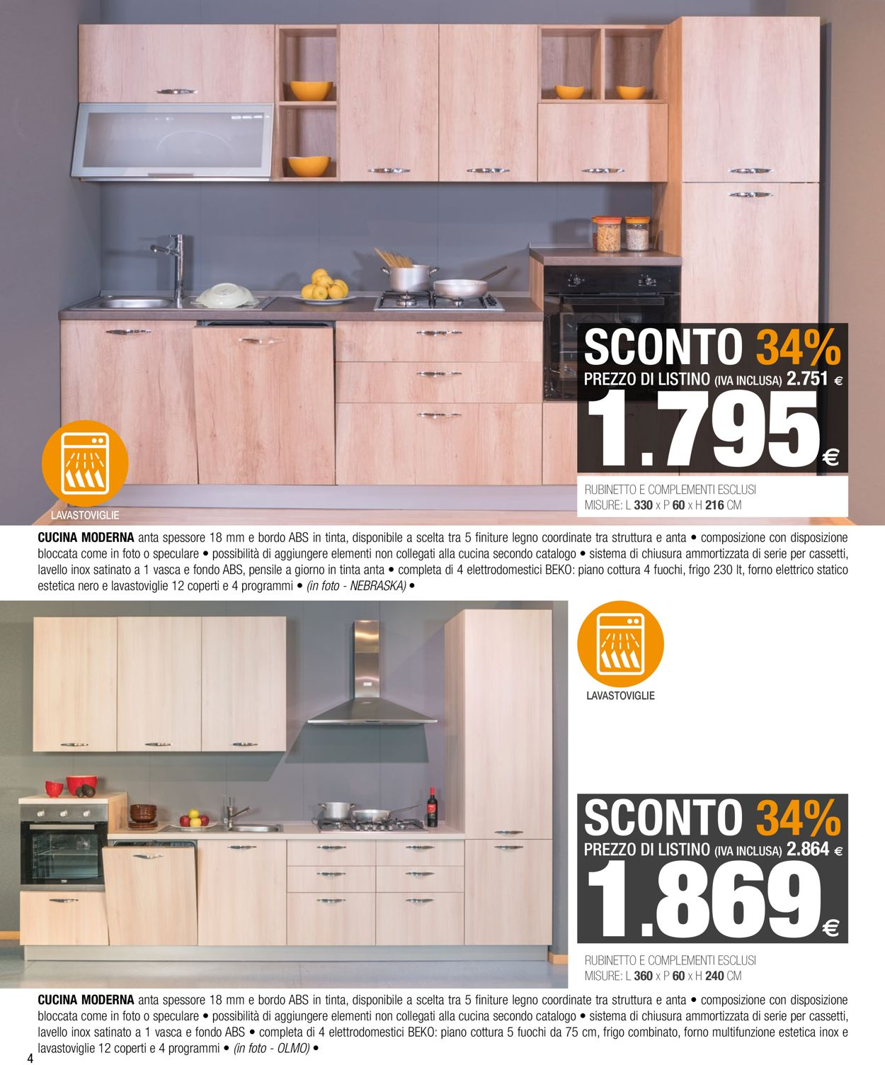 Volantino Iperal - Offerte 10/04-09/07/2019 (Pagina 4)