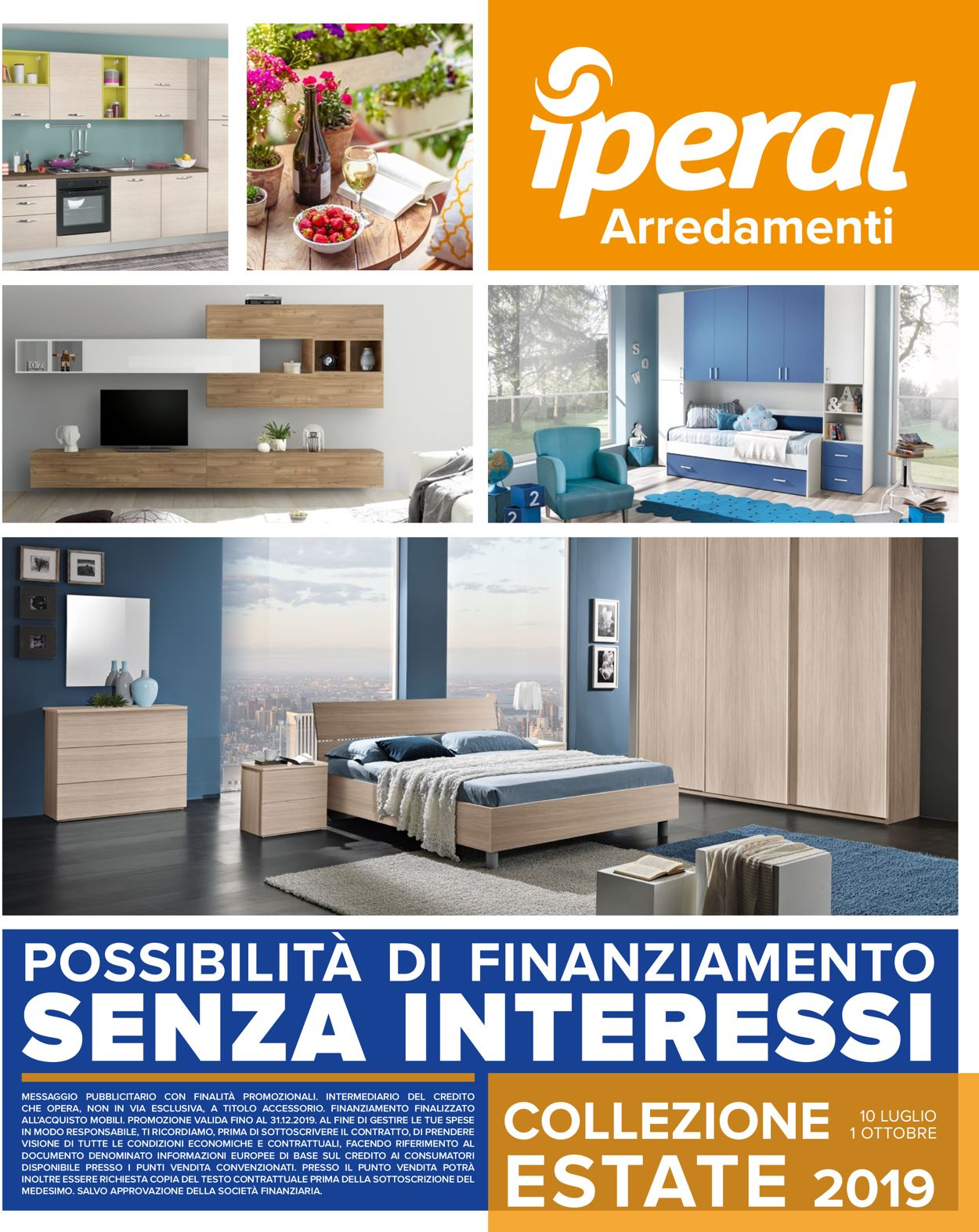 Volantino Iperal - Offerte 10/07-01/10/2019