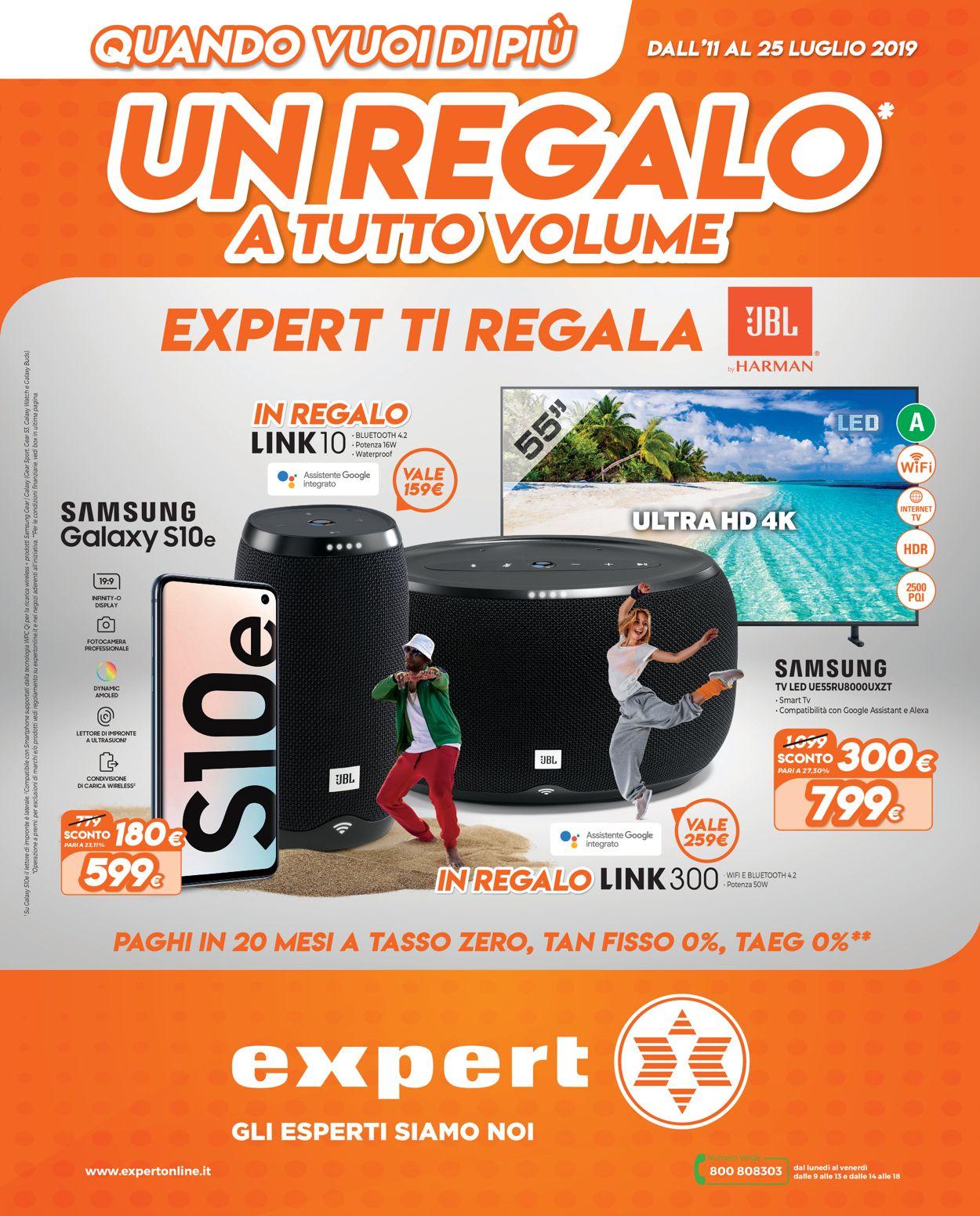 Volantino Iperal - Offerte 11/07-25/07/2019