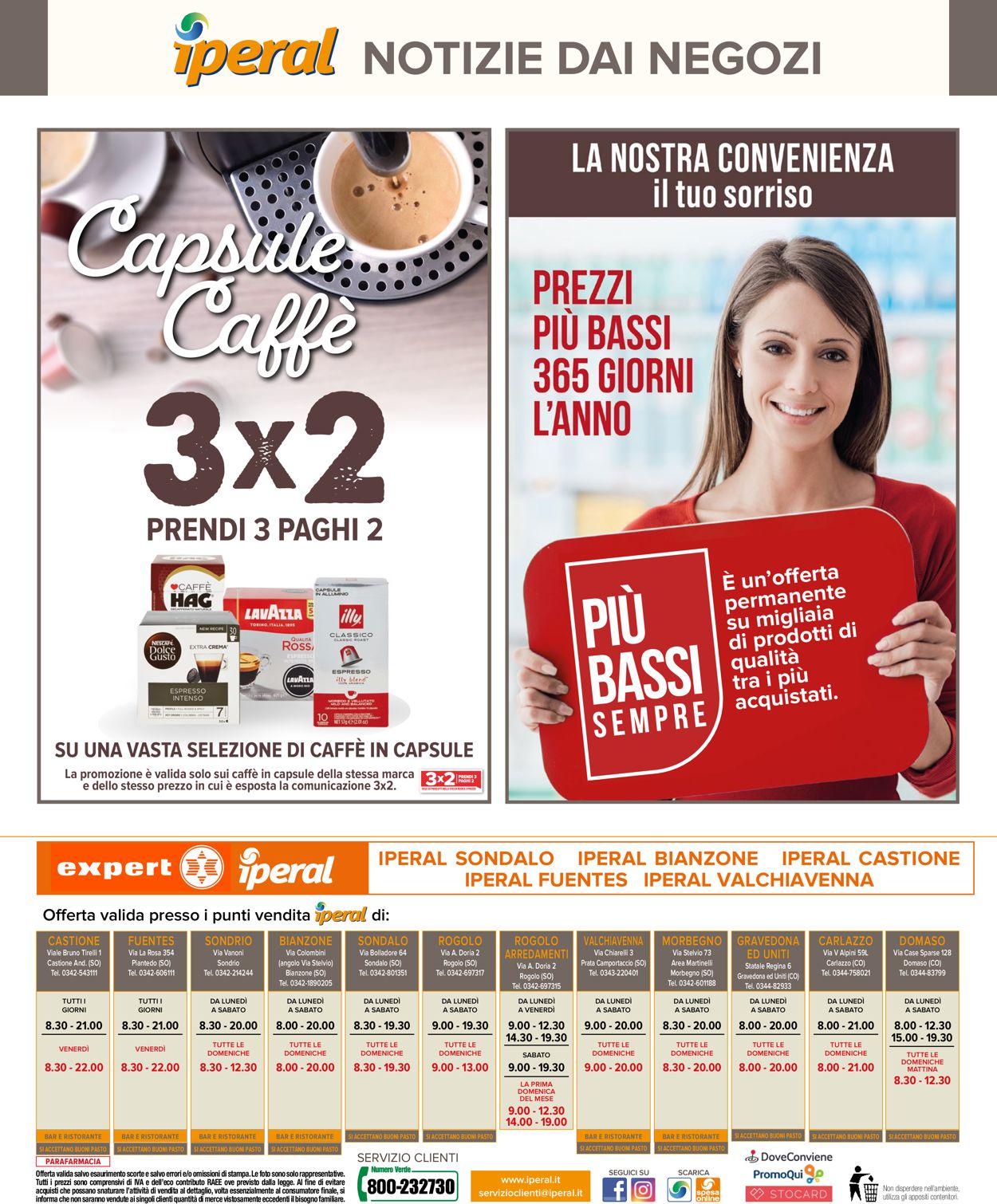 Volantino Iperal - Offerte 25/09-08/10/2019 (Pagina 40)