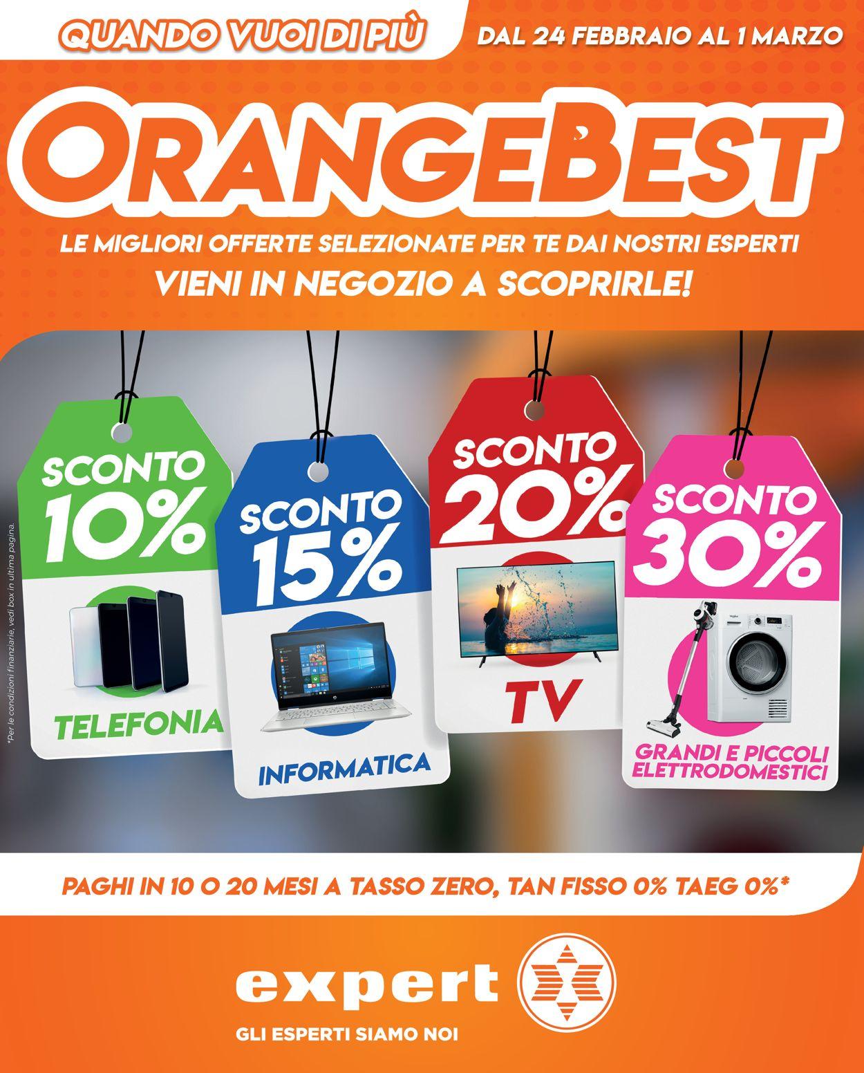 Volantino Iperal - Offerte 24/02-01/03/2020