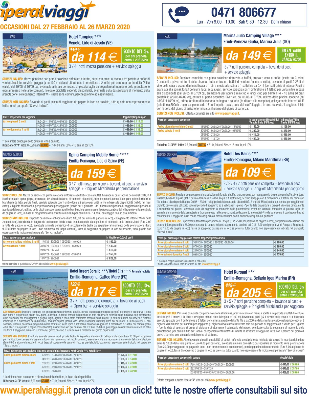 Volantino Iperal - Offerte 27/02-26/03/2020 (Pagina 2)