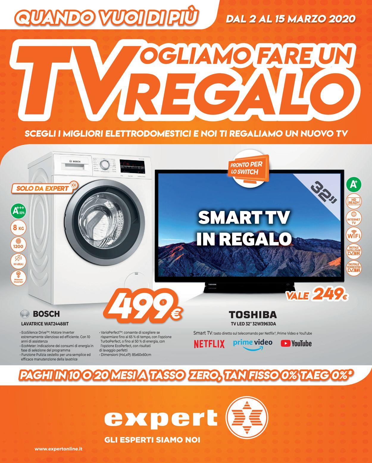 Volantino Iperal - Offerte 02/03-15/03/2020
