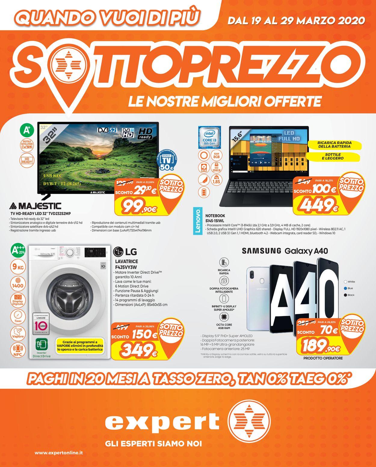 Volantino Iperal - Offerte 19/03-29/03/2020