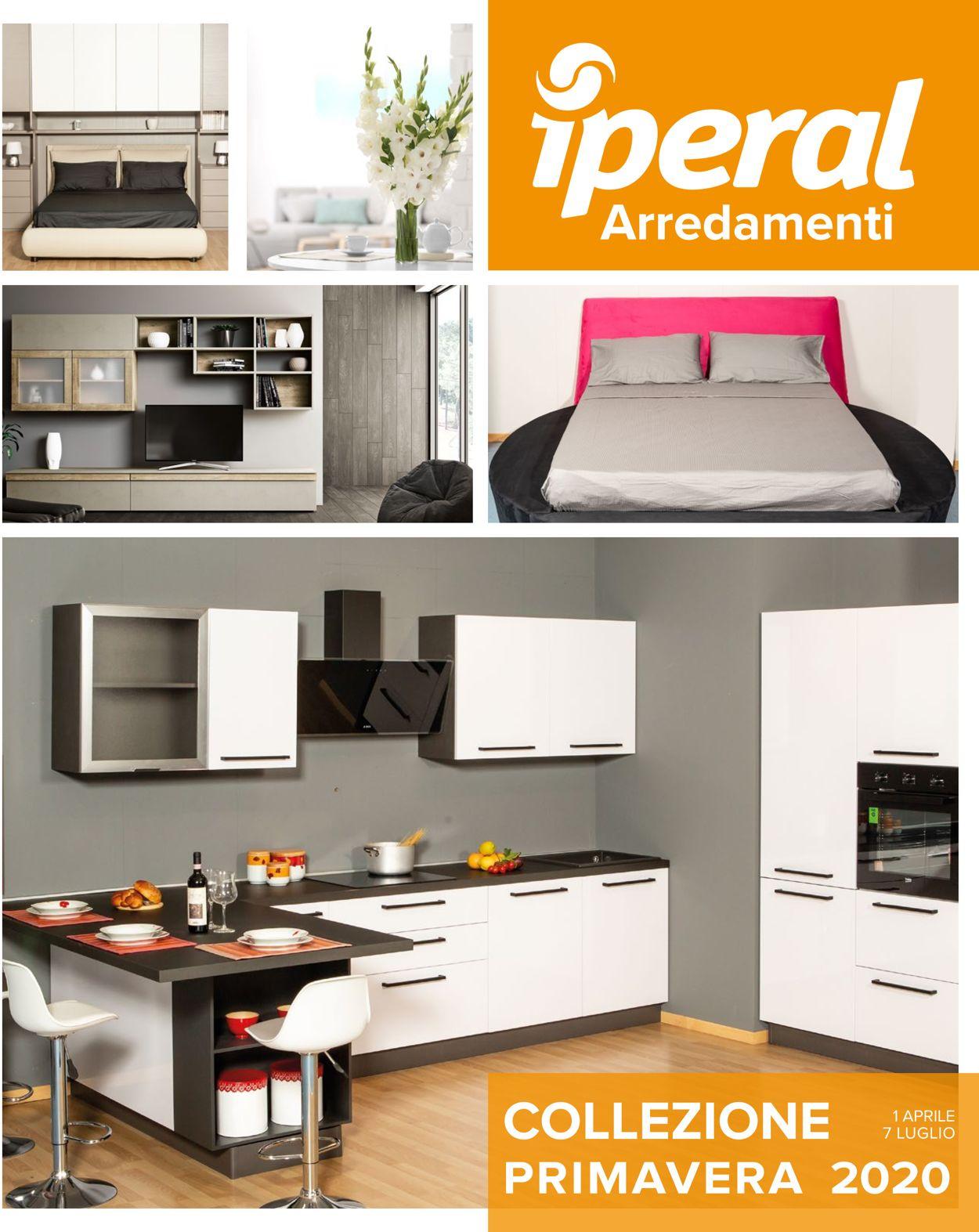 Volantino Iperal - Offerte 01/04-07/07/2020