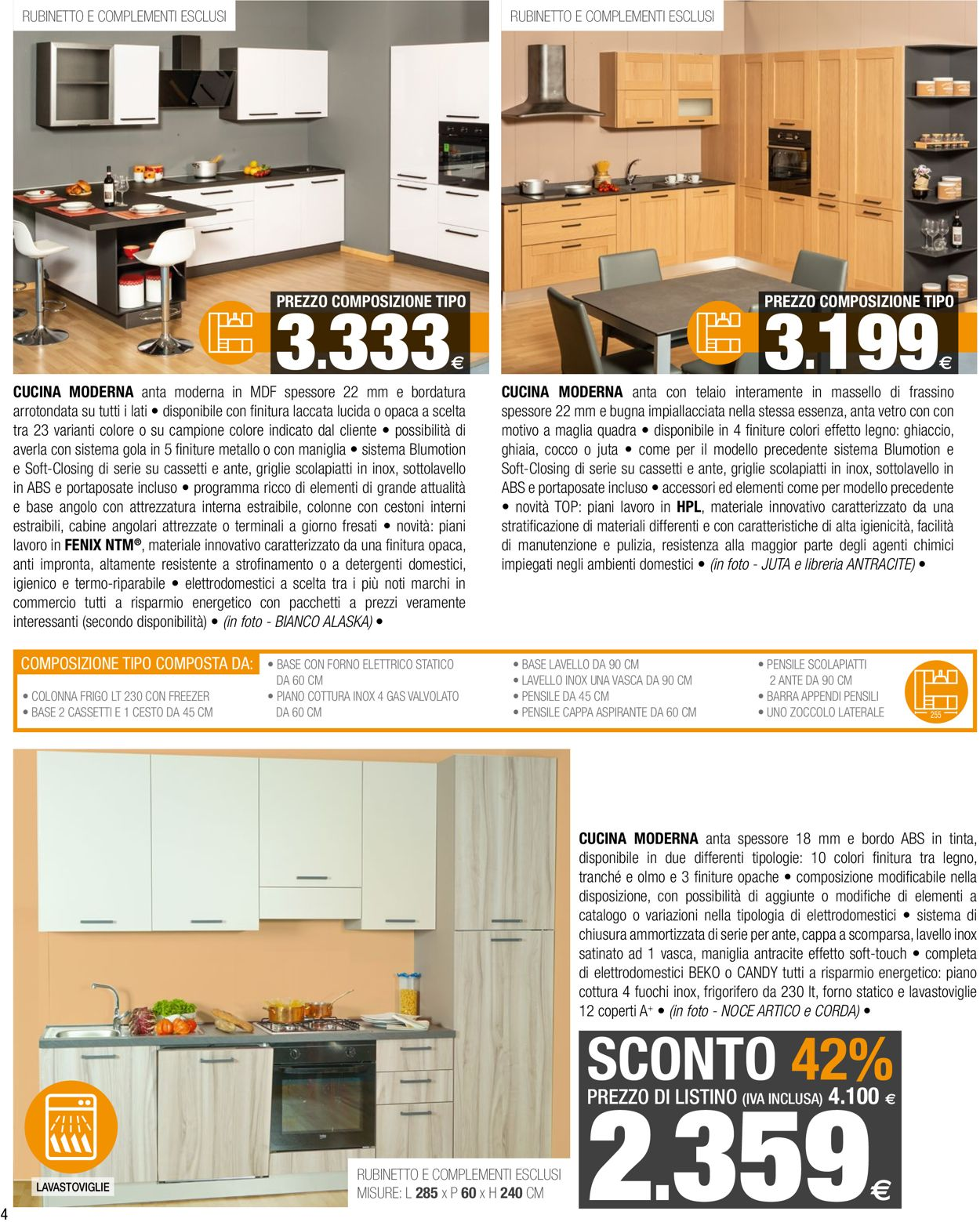 Volantino Iperal - Offerte 01/04-07/07/2020 (Pagina 4)