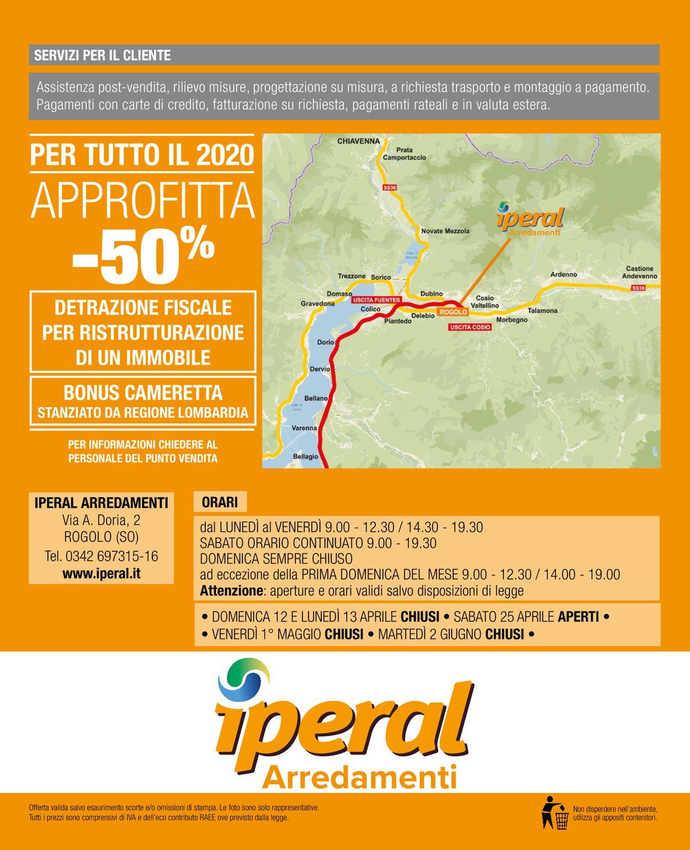 Volantino Iperal - Offerte 01/04-07/07/2020 (Pagina 16)