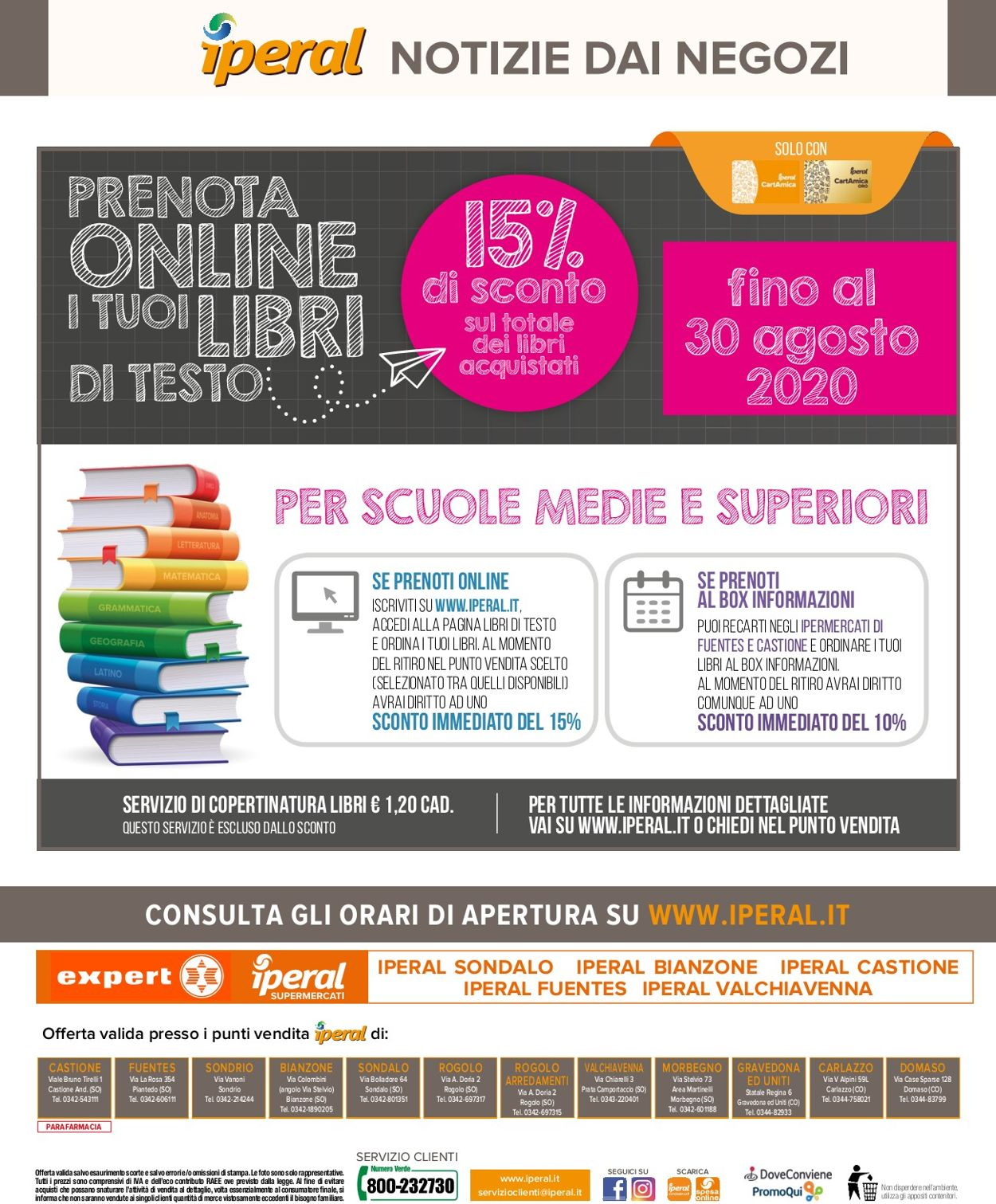 Volantino Iperal - Offerte 08/07-21/07/2020 (Pagina 32)