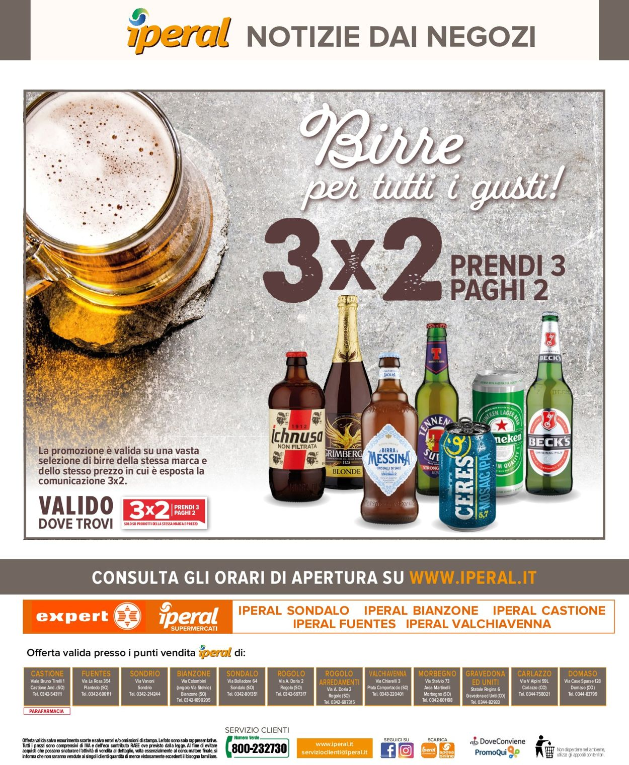 Volantino Iperal - Offerte 22/07-04/08/2020 (Pagina 24)