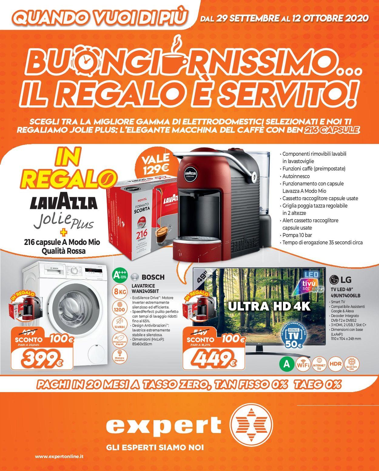 Volantino Iperal - Offerte 29/09-12/10/2020