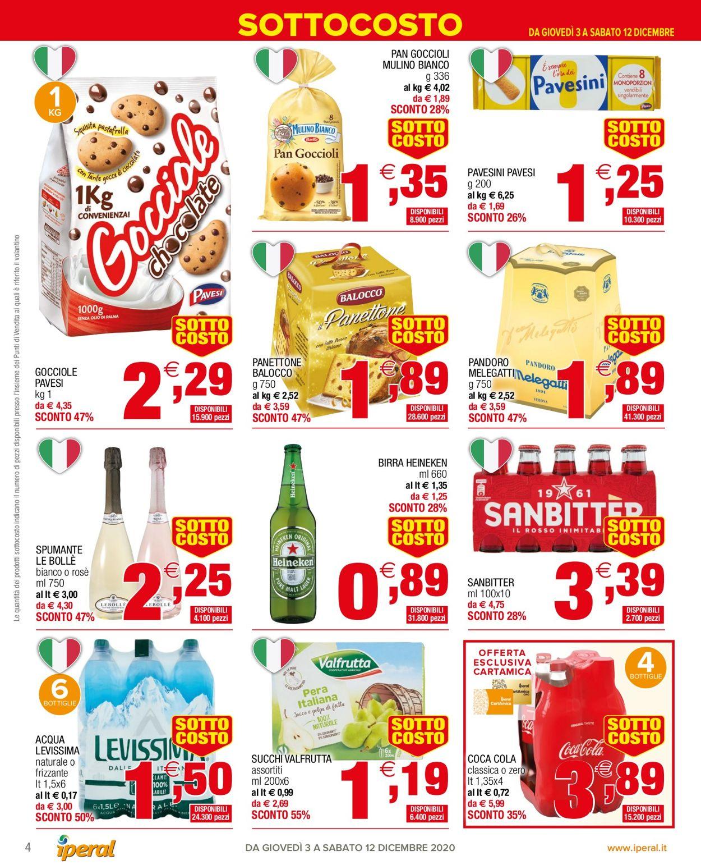 Volantino Iperal - Natale 2020 - Offerte 03/12-15/12/2020 (Pagina 4)