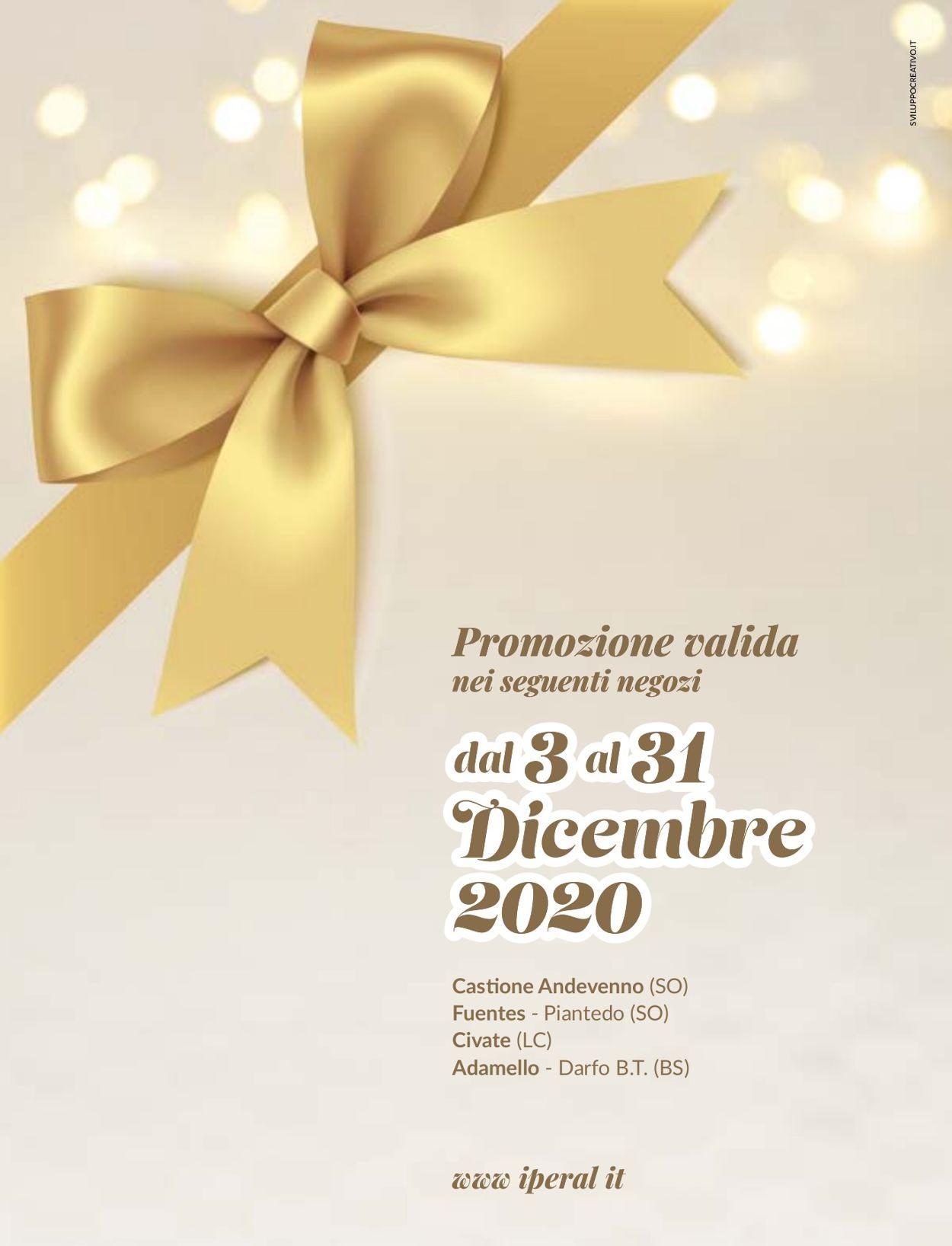 Volantino Iperal - Natale 2020 - Offerte 03/12-31/12/2020 (Pagina 56)
