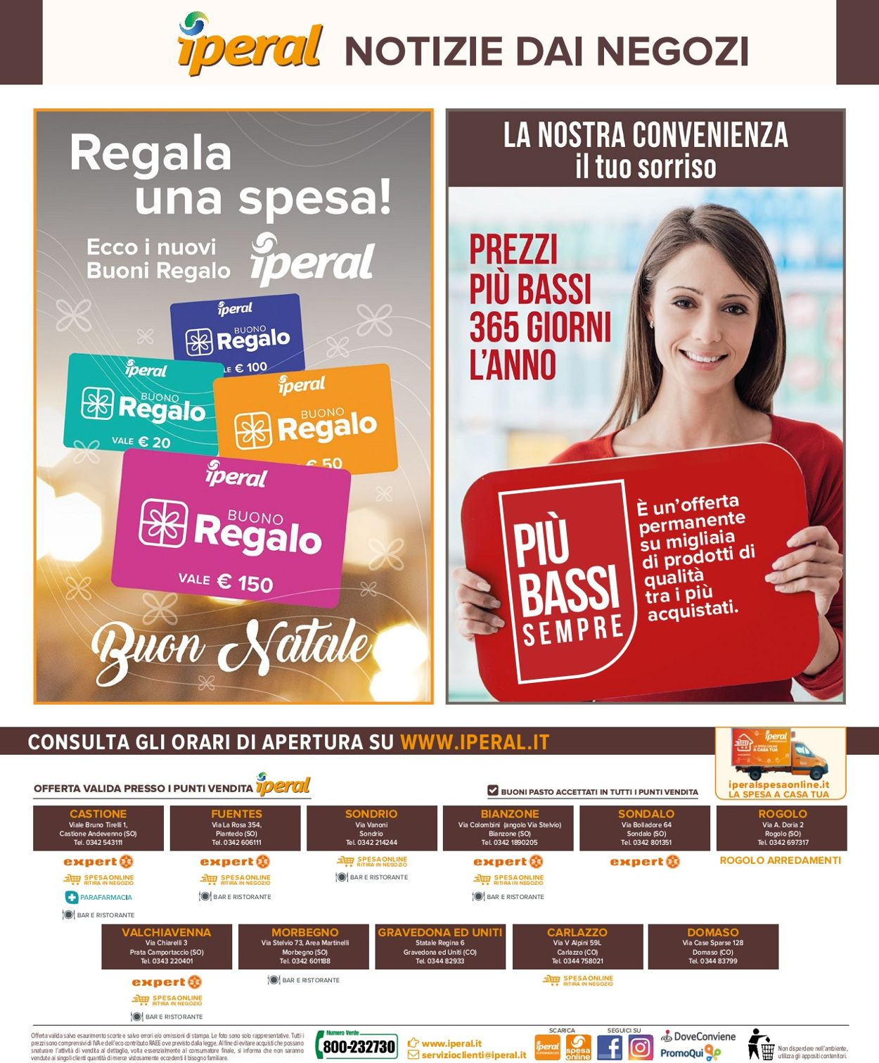 Volantino Iperal - Natale 2020 - Offerte 16/12-29/12/2020 (Pagina 40)