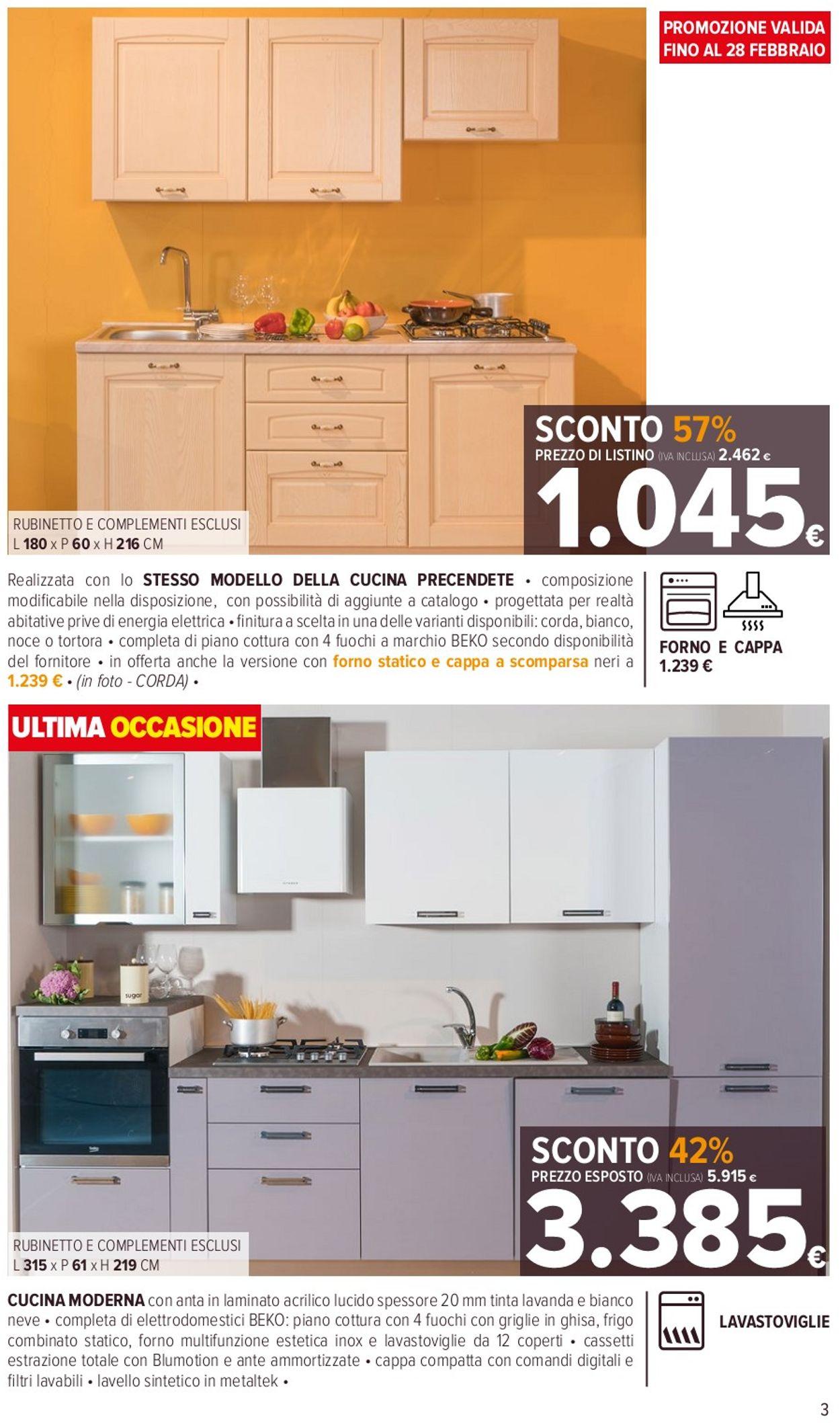 Volantino Iperal - Offerte 07/01-06/04/2021 (Pagina 3)